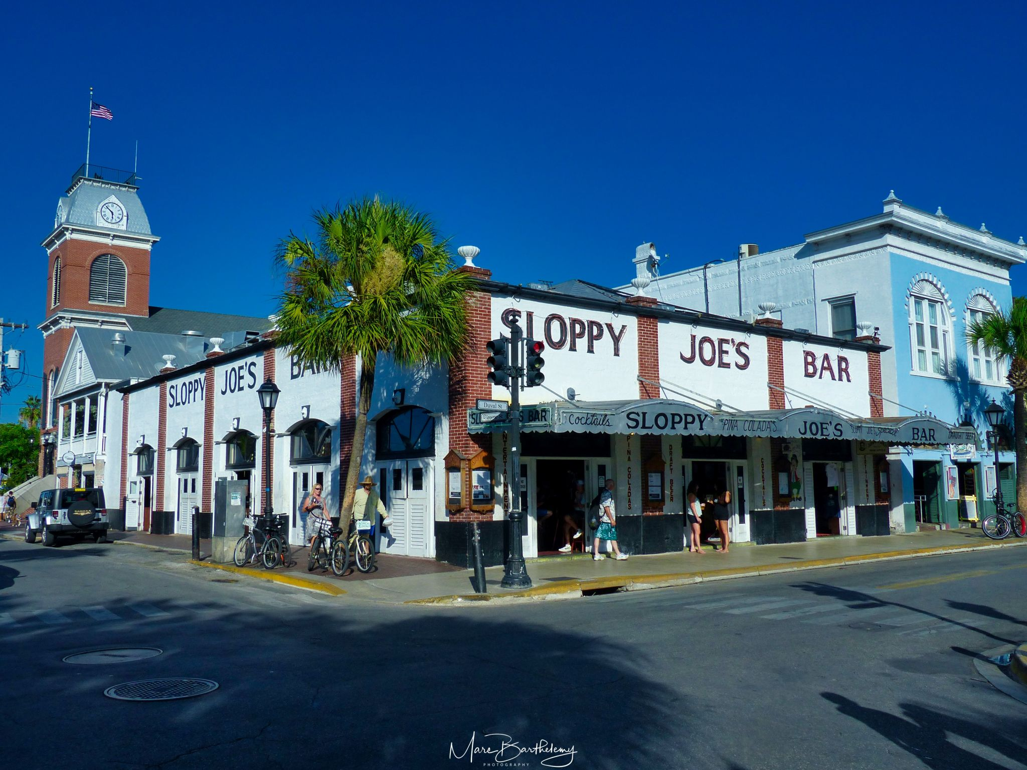 Sloppy Joe's Bar, USA