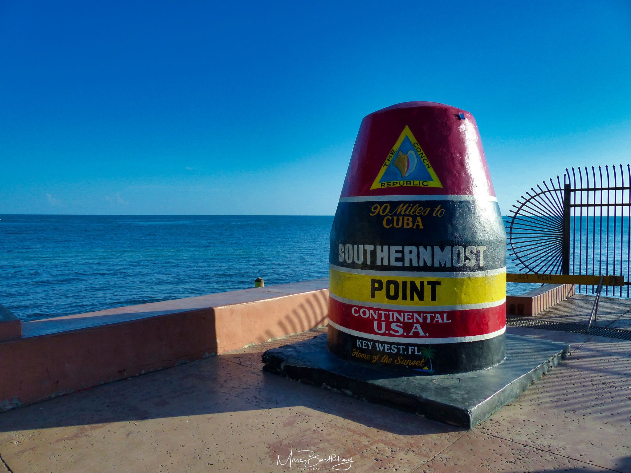Southernmost Point of the Continental US, USA