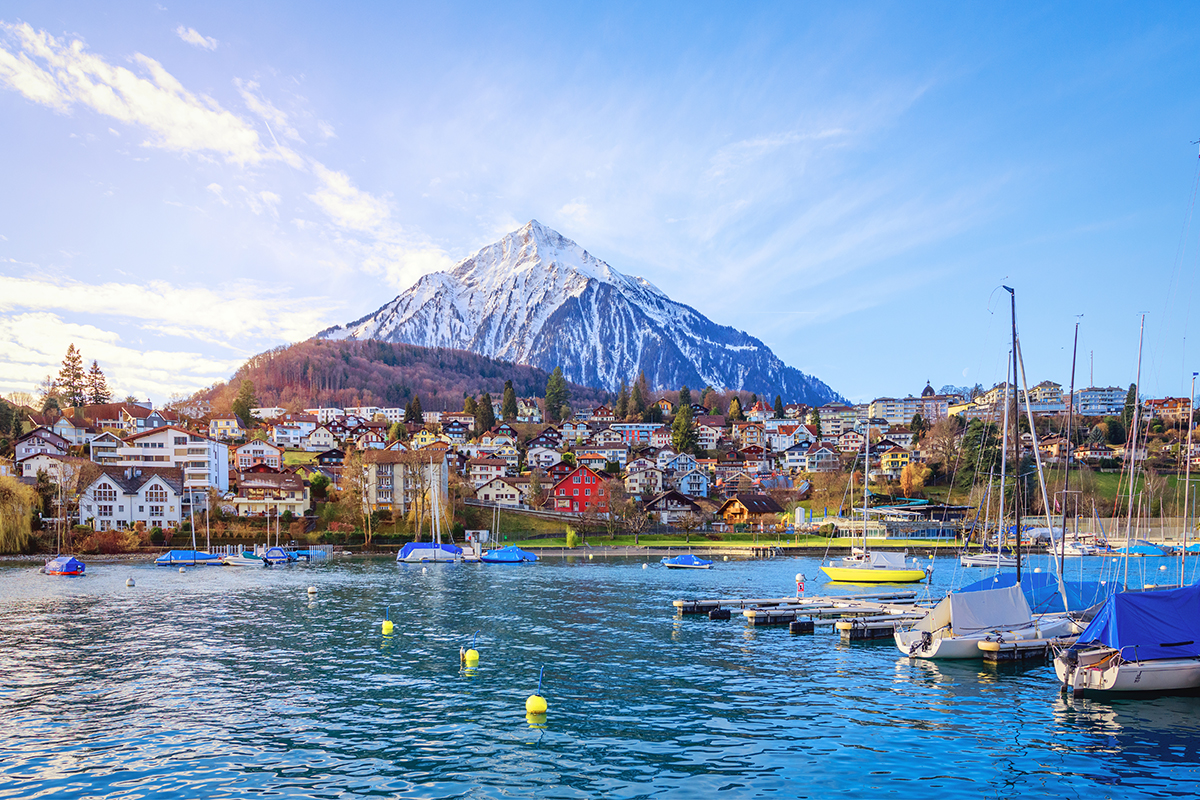 Spiez, Switzerland, Switzerland