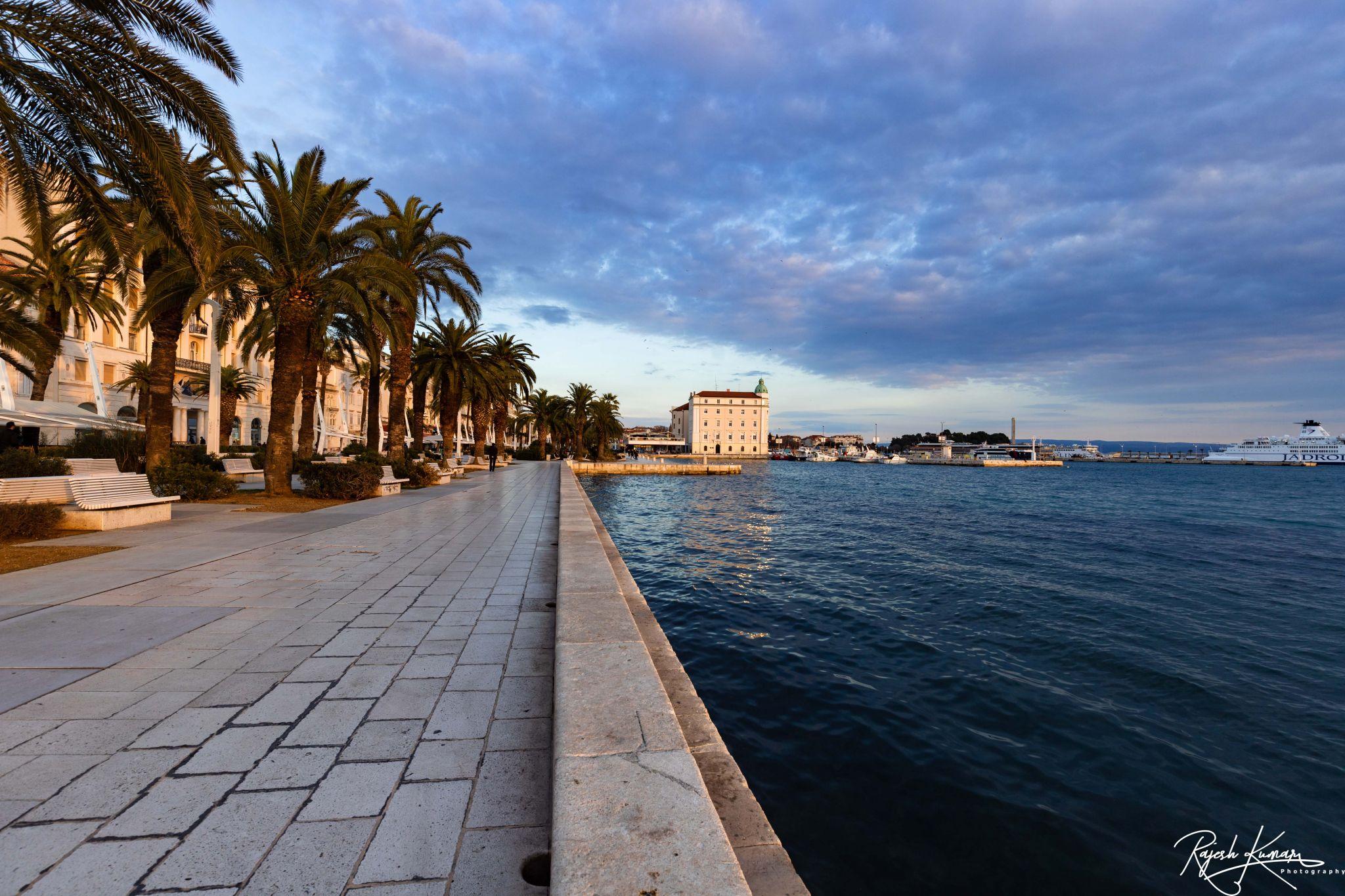 Split Marina, Croatia