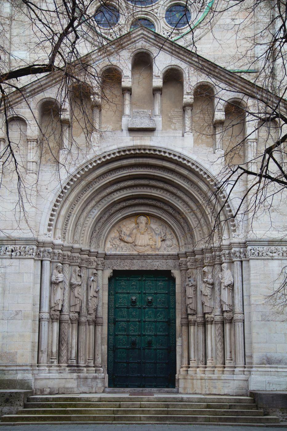 St. Benno's Church, Germany