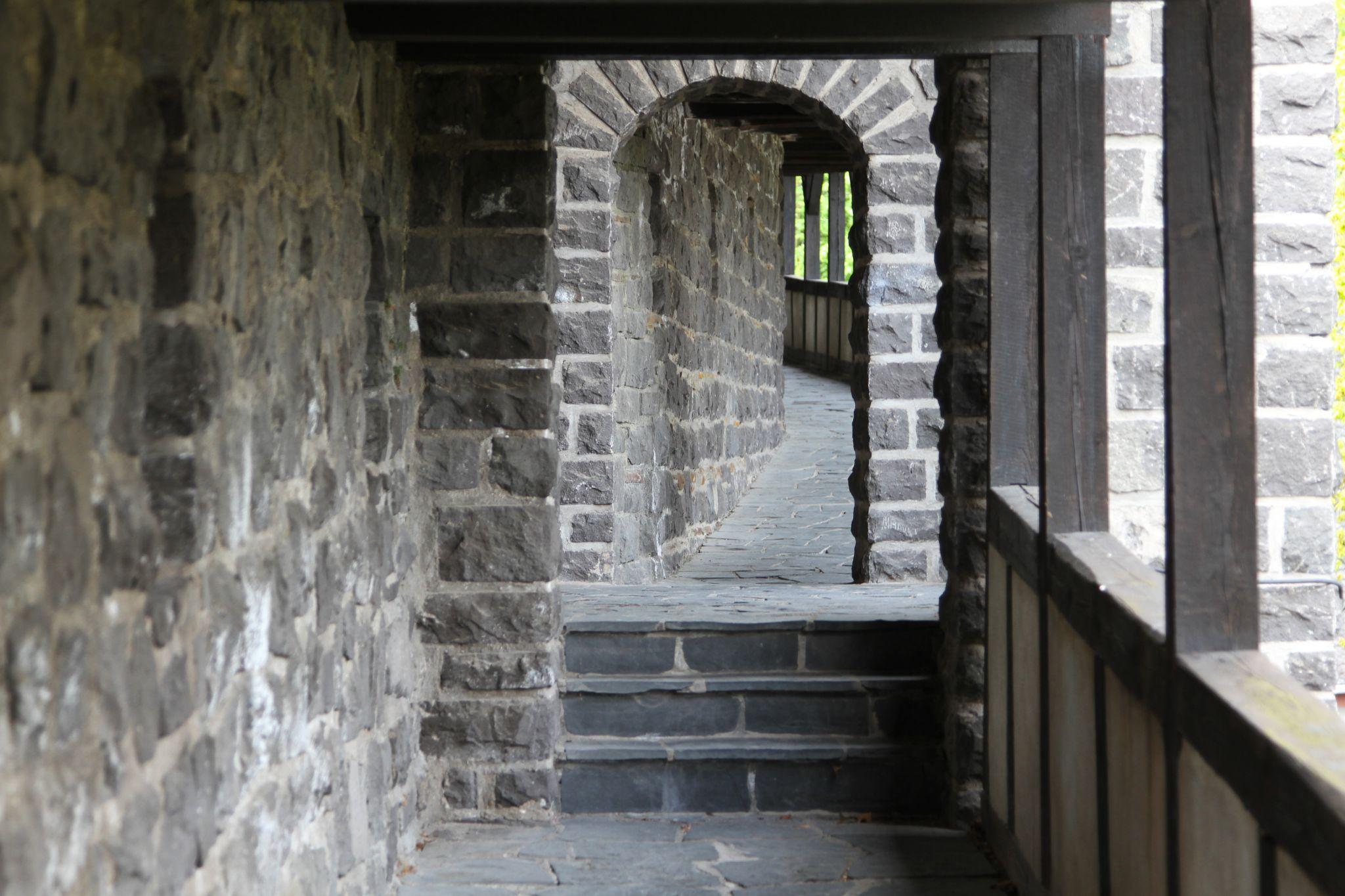 Stadtmauer Mayen, Eifel, Germany, Germany