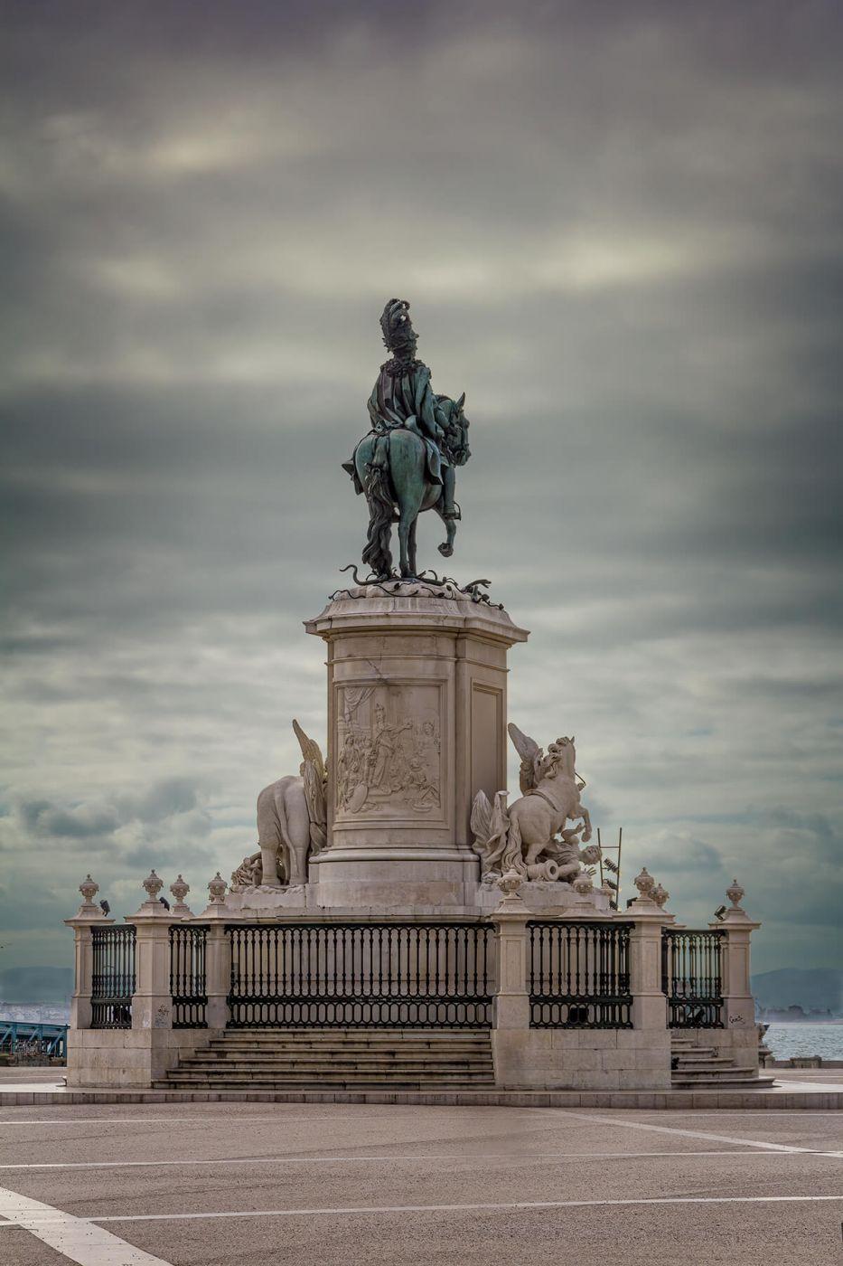 Statue of Joseph I of Portugal, Portugal