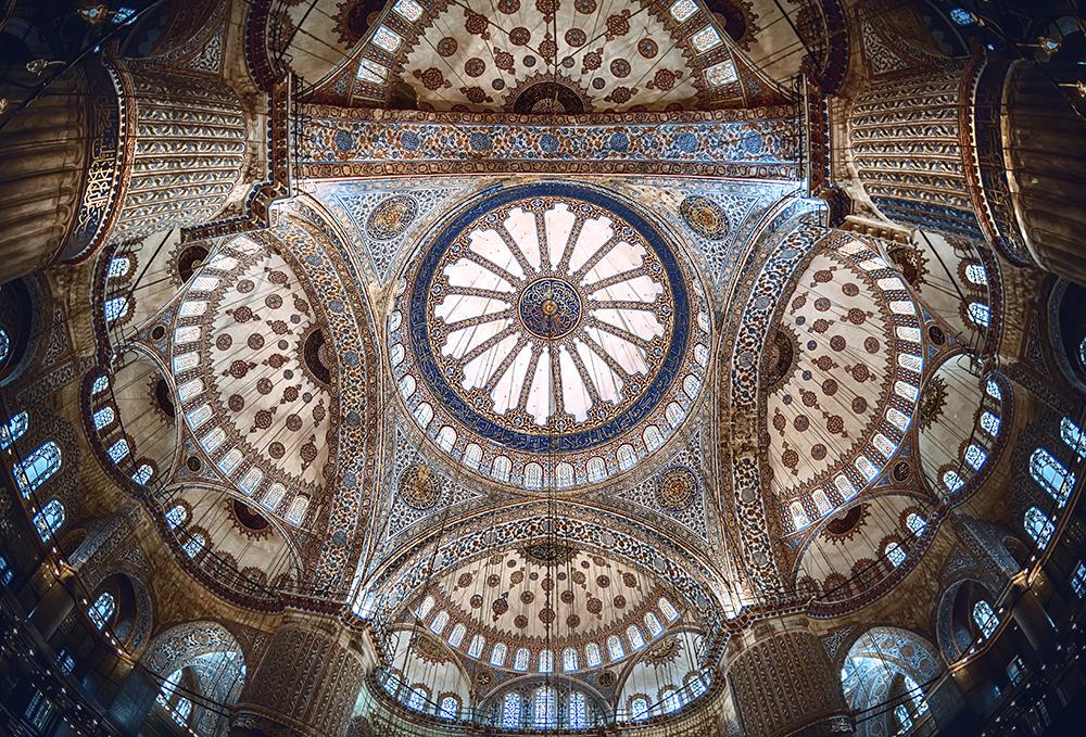 Sultan Ahmed Mosque, Turkey