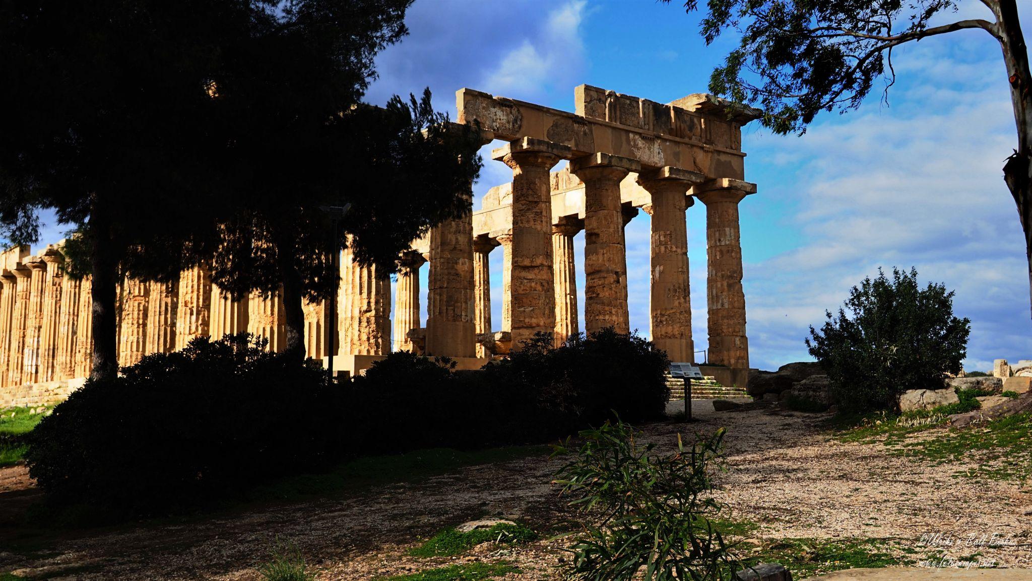 Tempel E / Hera-Tempel, Italy