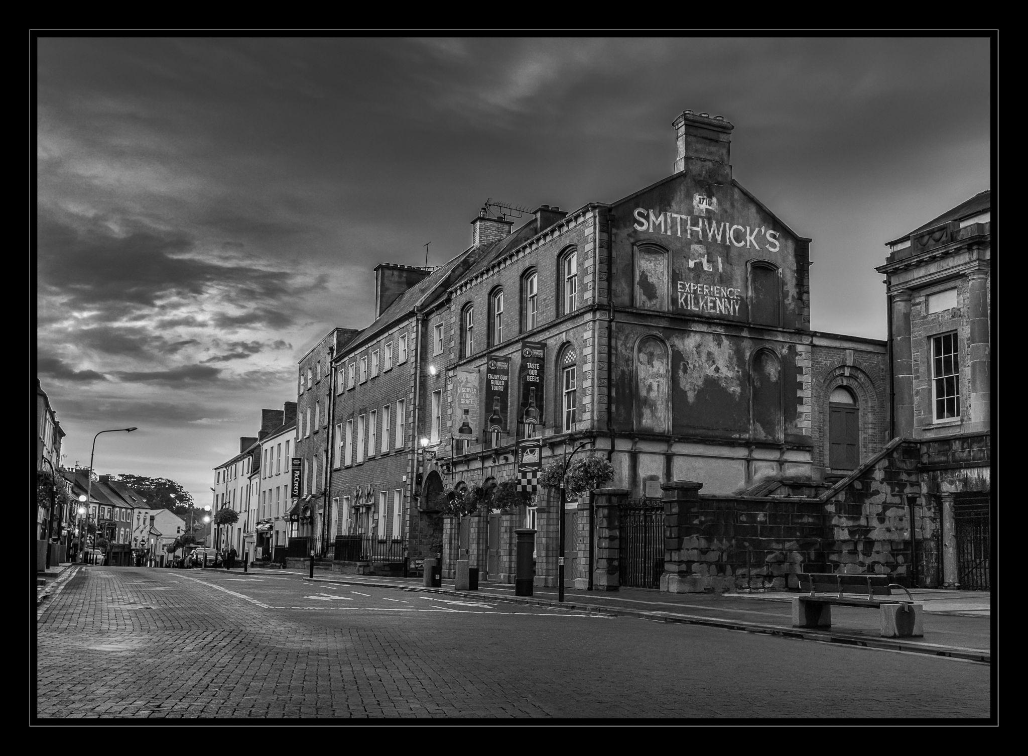 The Smithwick's Experience Kilkenny, Ireland