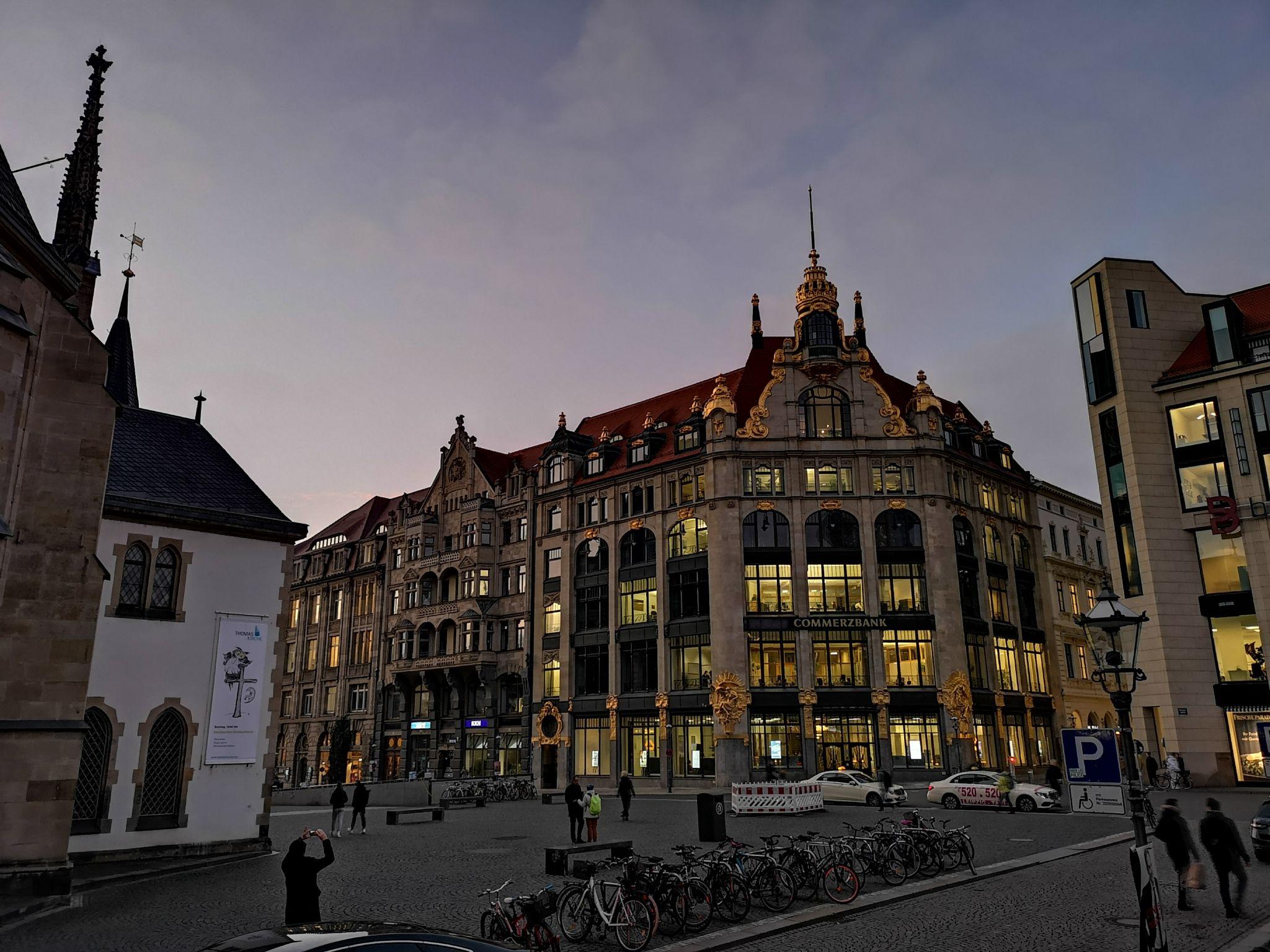 Thomasgasse Leipzig, Germany