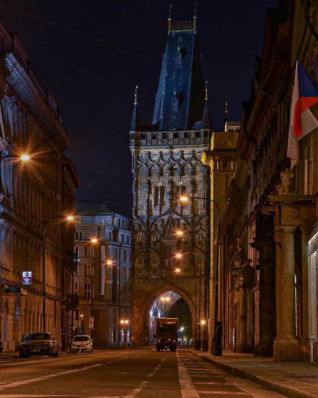 Tower View, Czech Republic