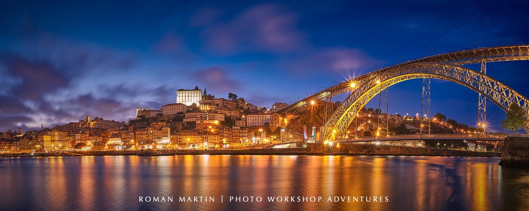 Under the bridge, Portugal