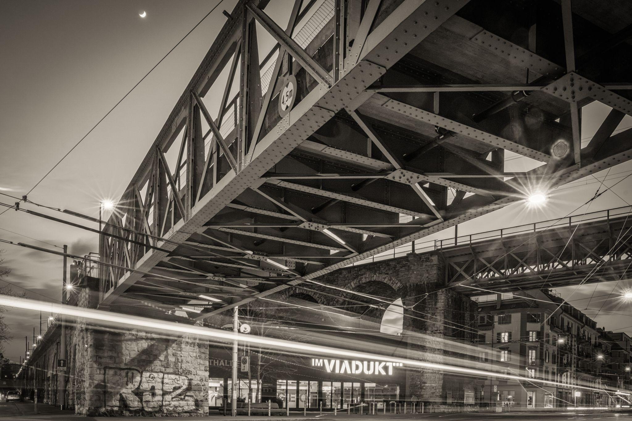 Viadukt, Limmatstrasse, Switzerland