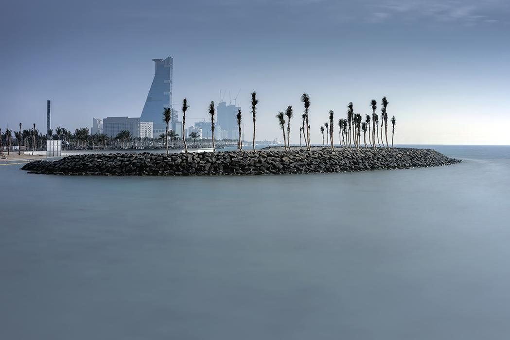 Water Front Jeddah City, Saudi Arabia