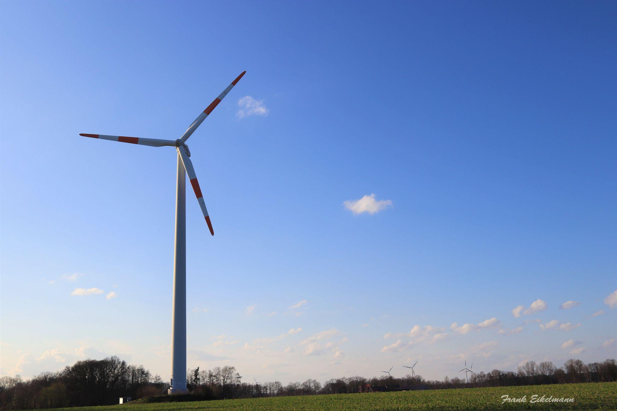 Wind-Energie, Germany
