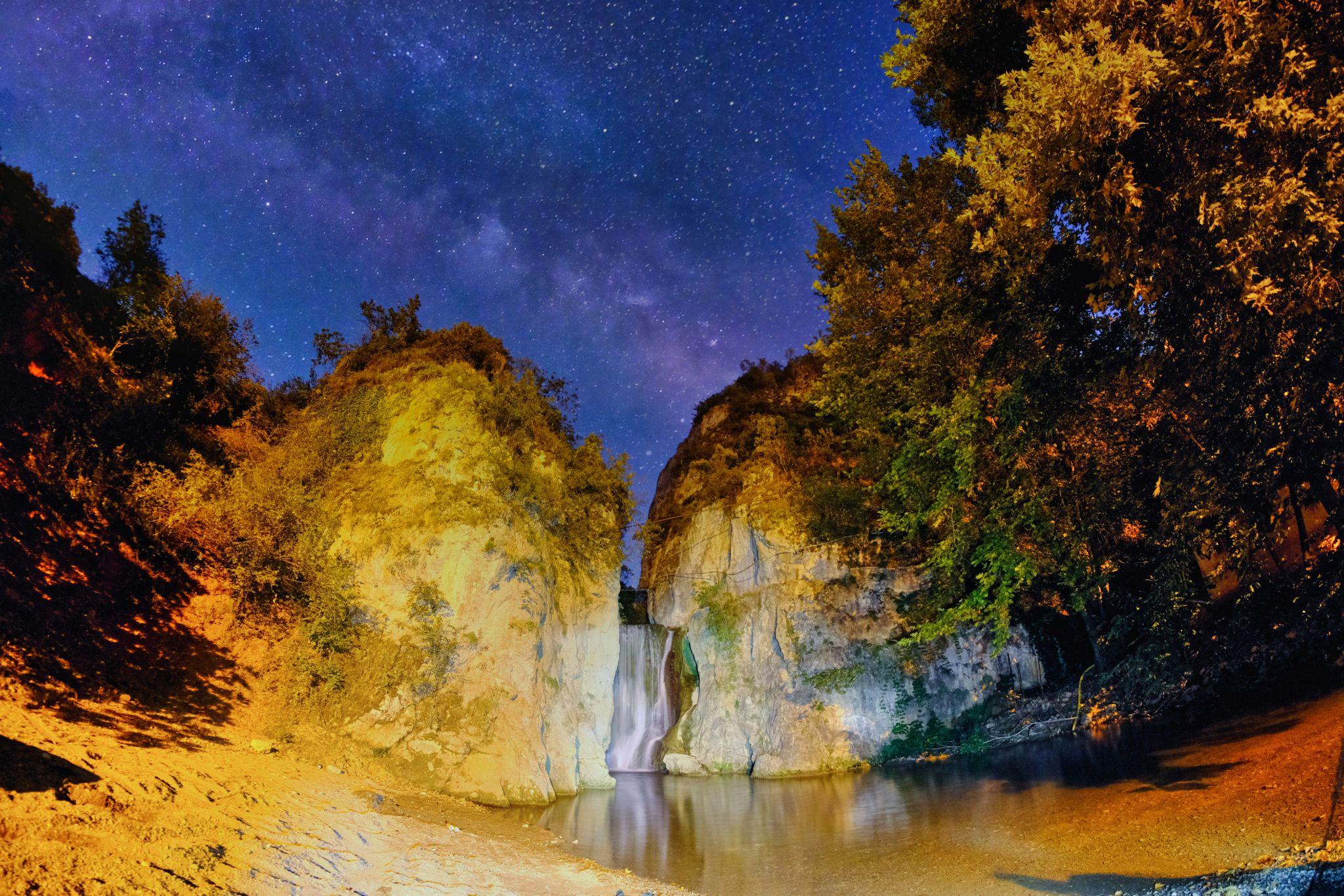 Yarhisar Fall, Turkey