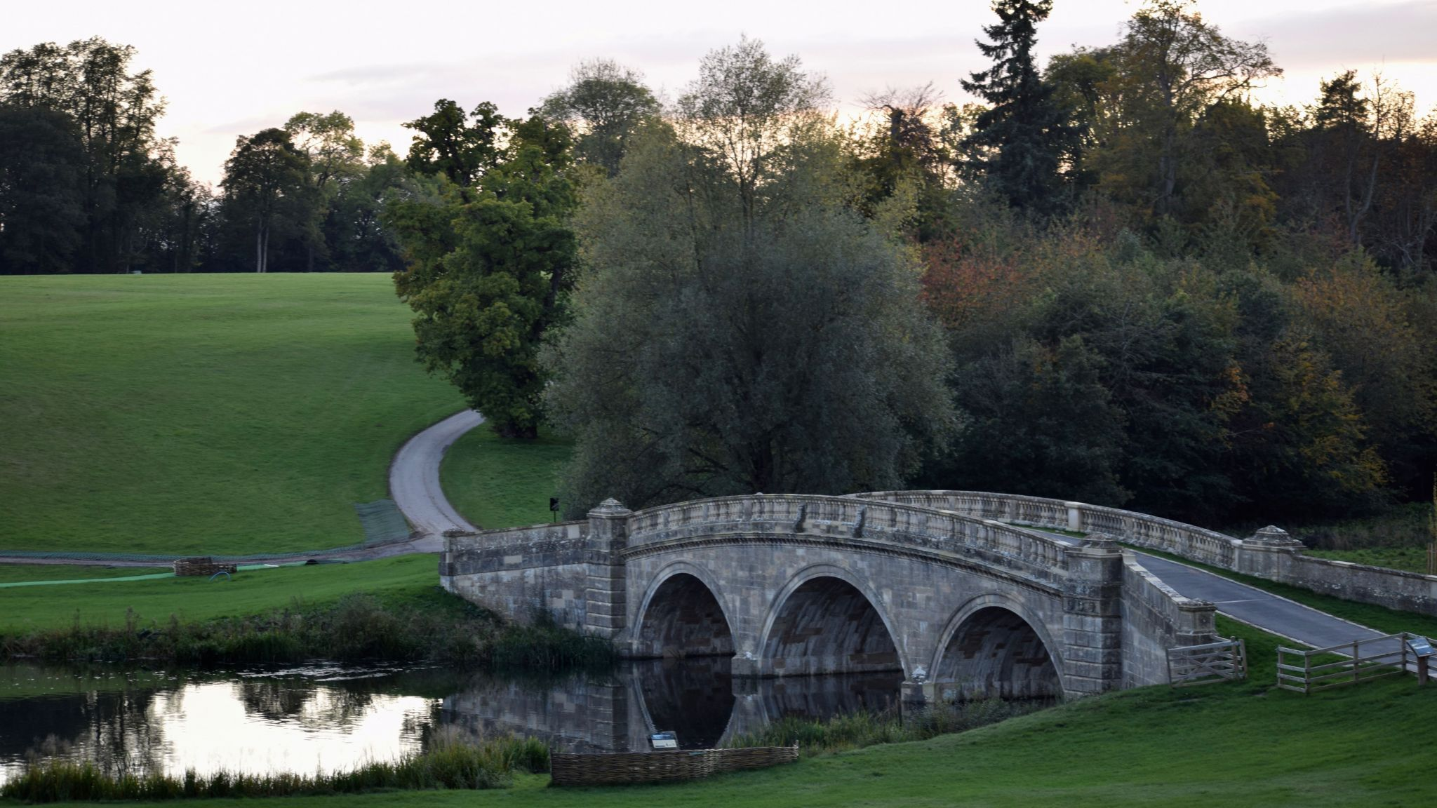 Blenheim Palace - Bladon Bridge, United Kingdom