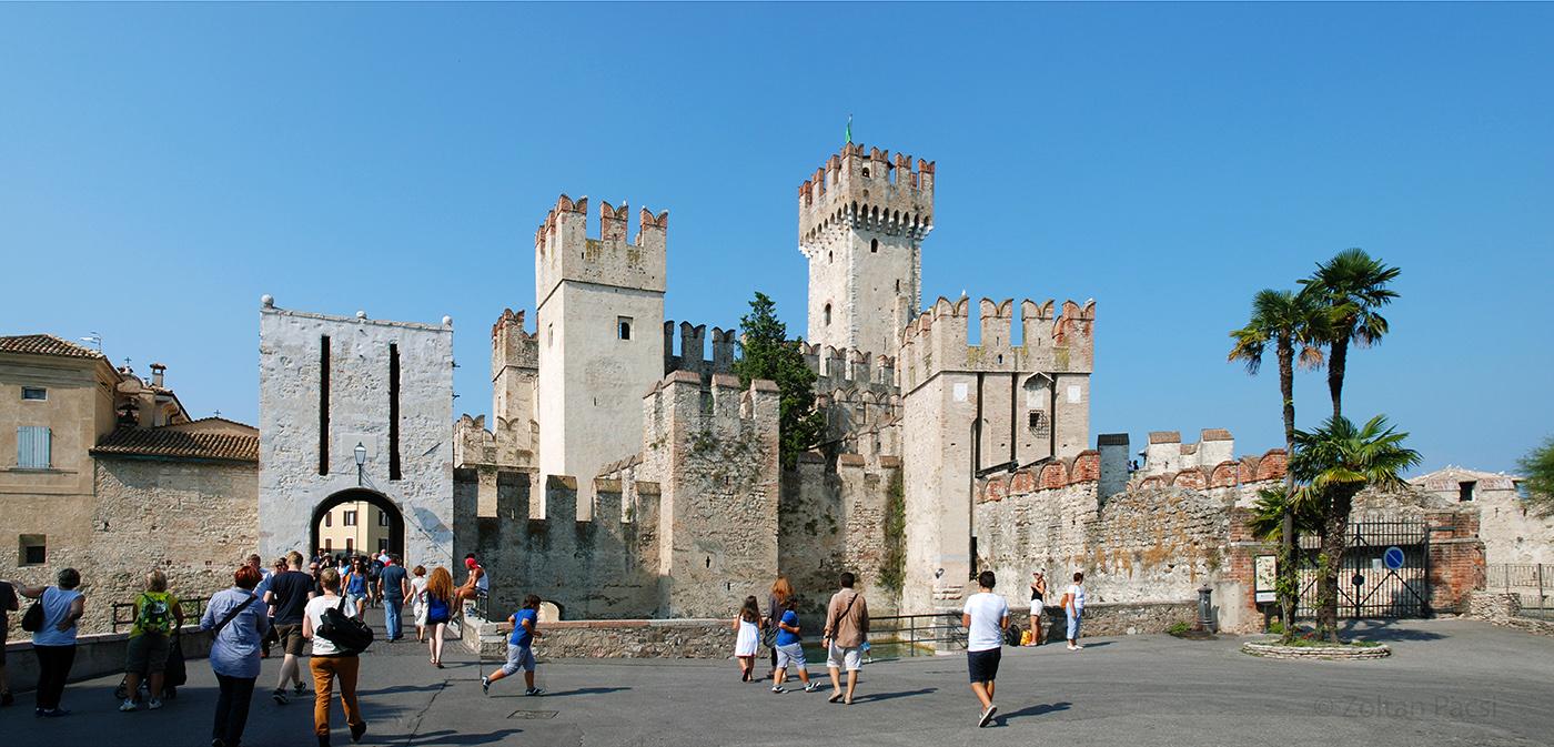 Castello di Sirmione, Italy