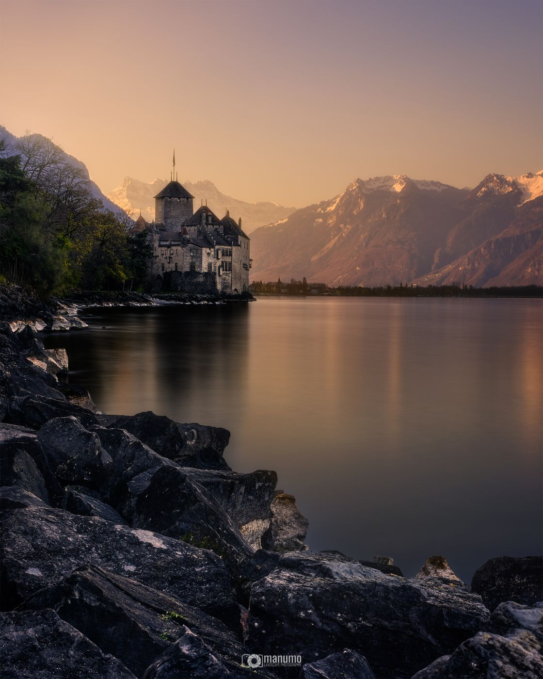 Castle of Chillon, Switzerland
