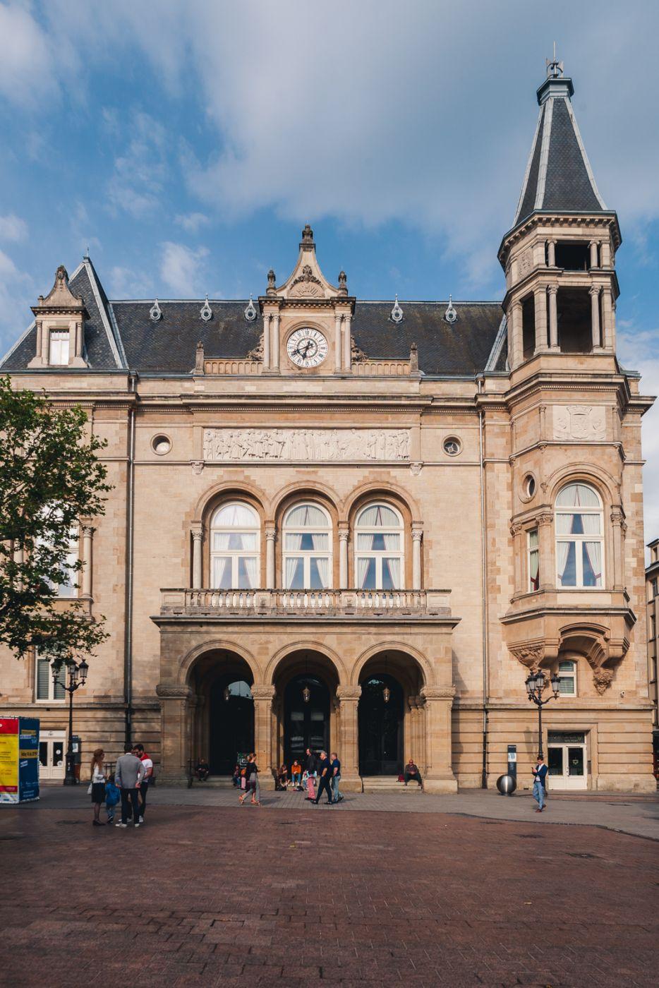Cercle Cité, Luxembourg