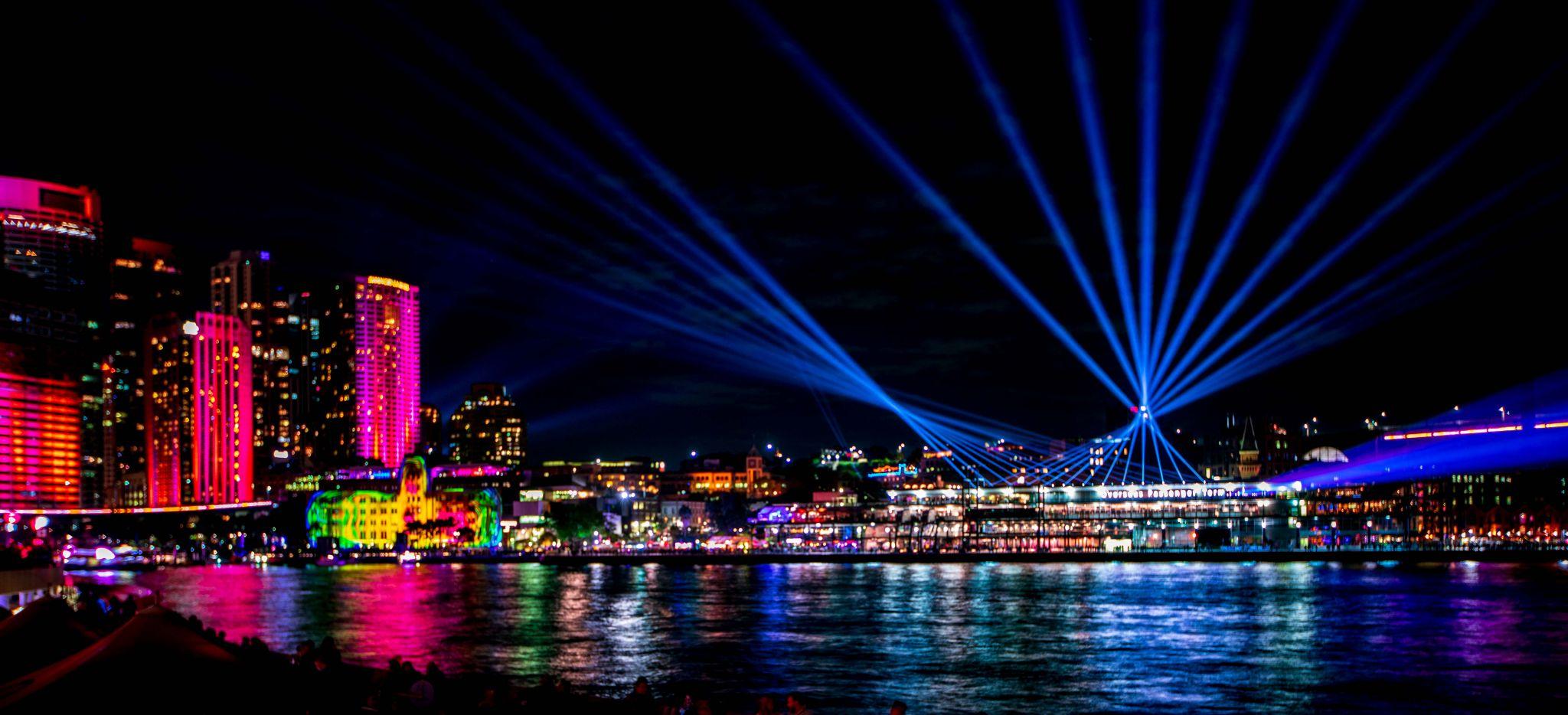 Circular Quay Sydney skyline Sydney Harbour, Australia