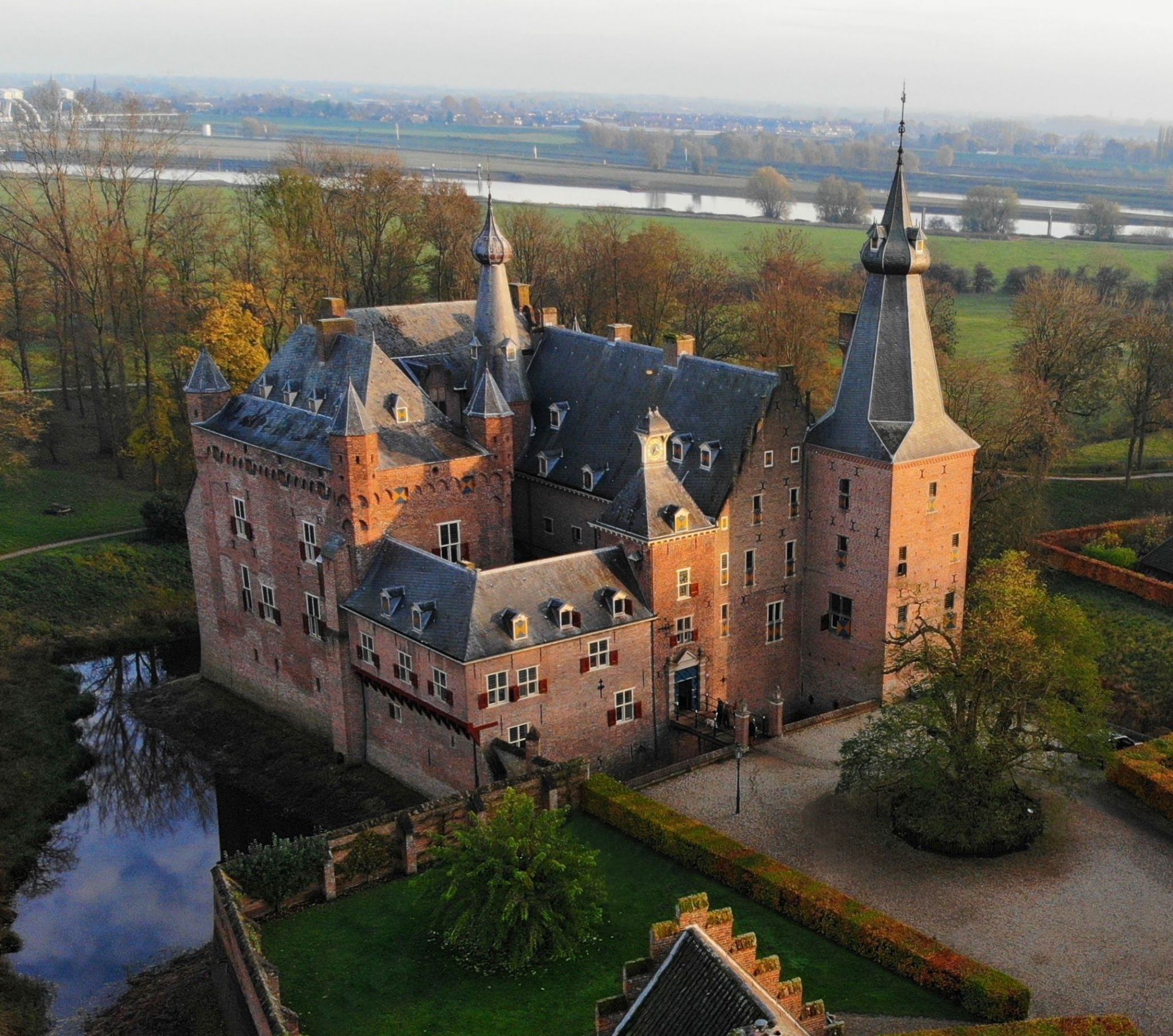 Doorwerth Castle, Netherlands