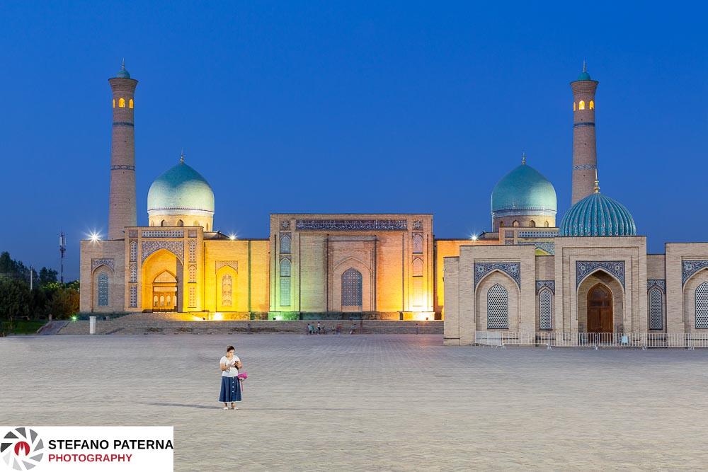 Hazrati Imam Complex, Uzbekistan