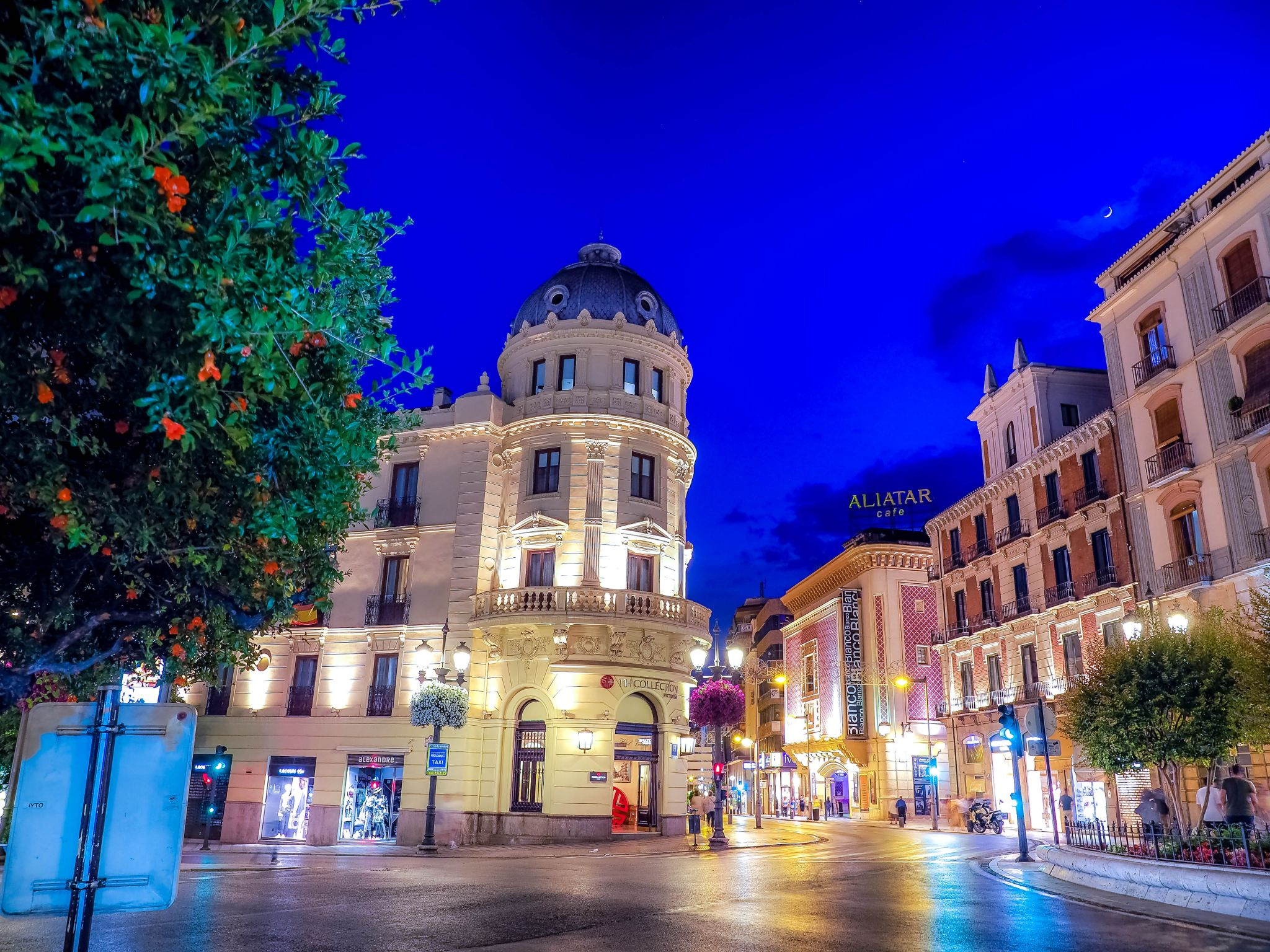 hotel victoria, Spain