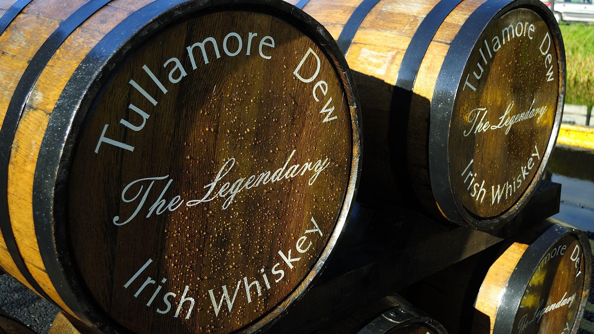Irish Whiskey, Tullamore., Ireland