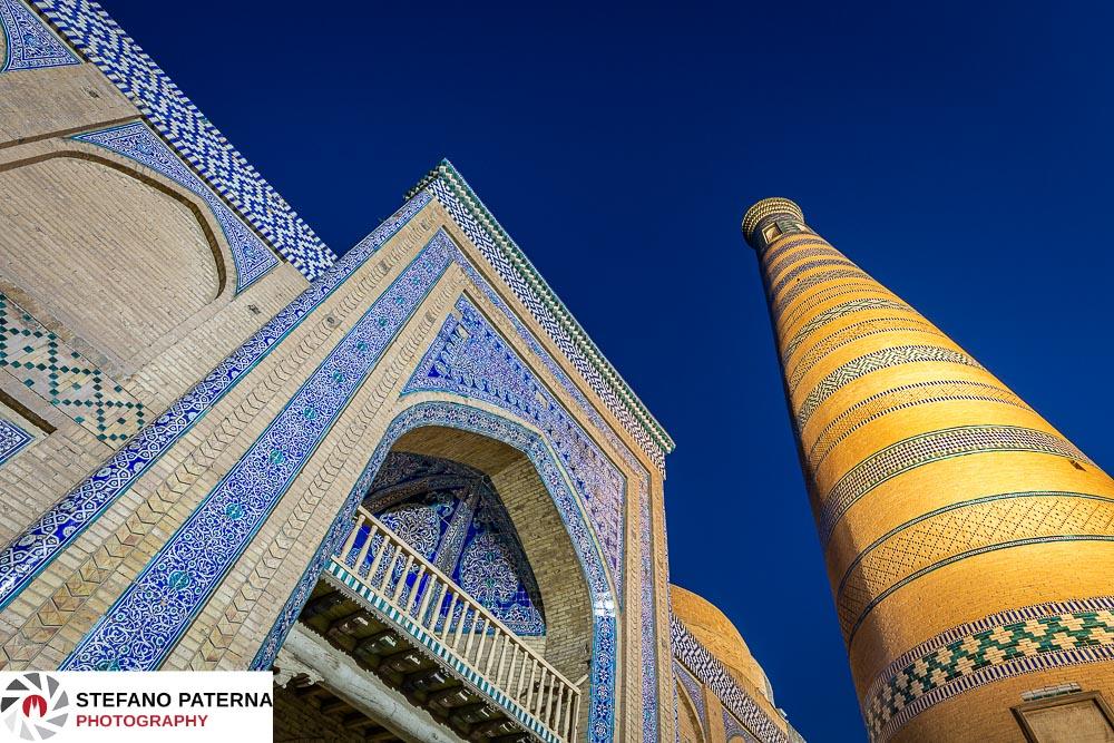 Islam Khodja Minarett, Chiva, Usbekistan, Uzbekistan