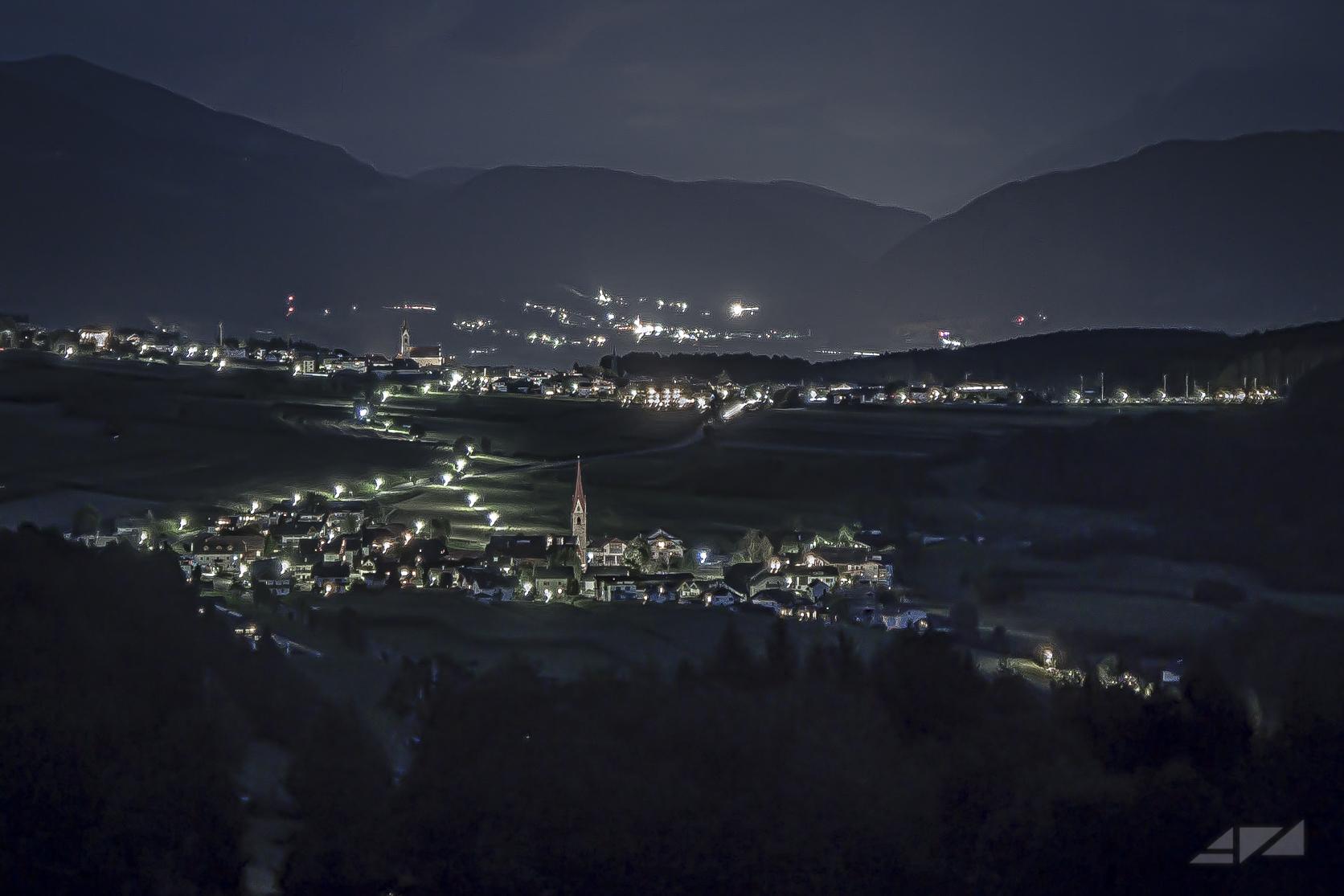 Issengo view, Italy