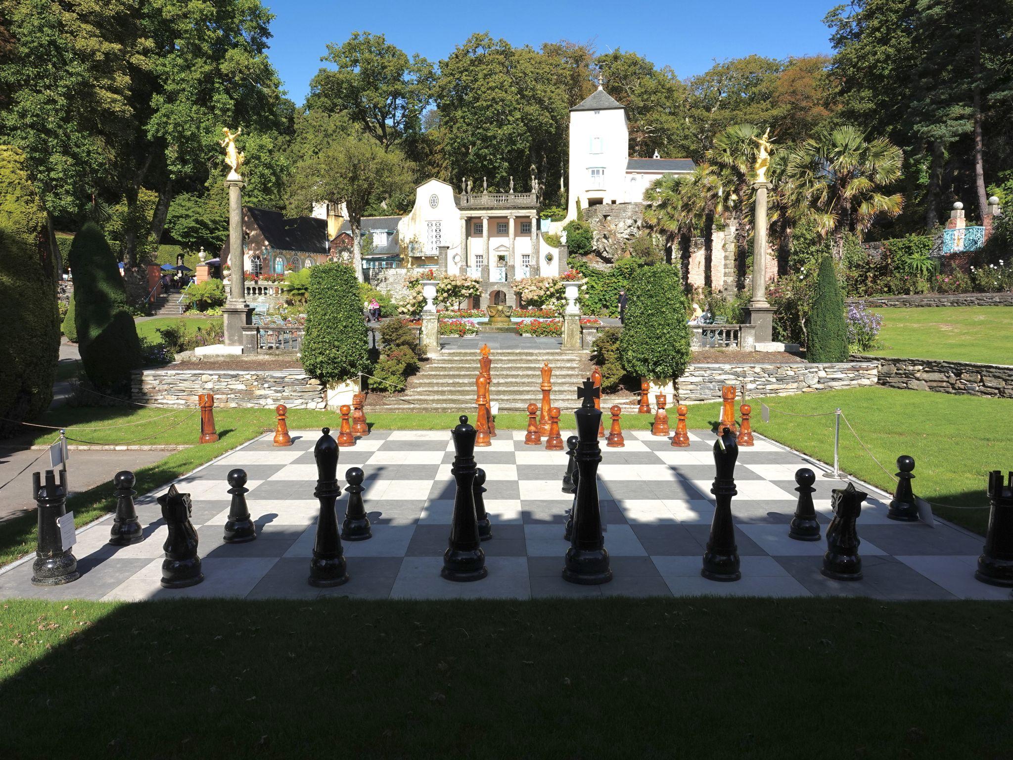 Italian Garden, United Kingdom