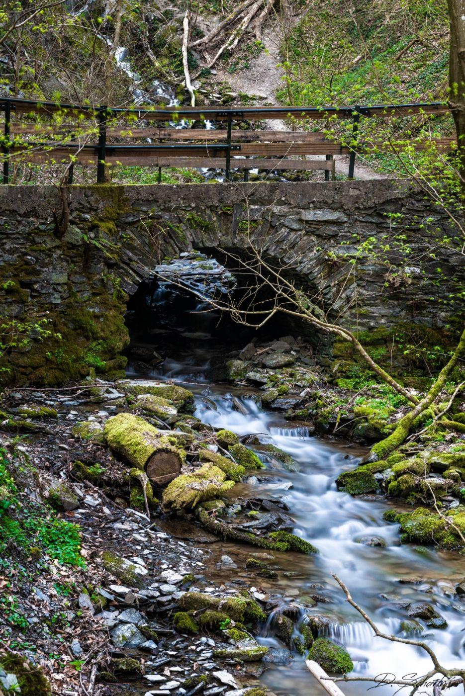 Laubach Waterfall, Germany