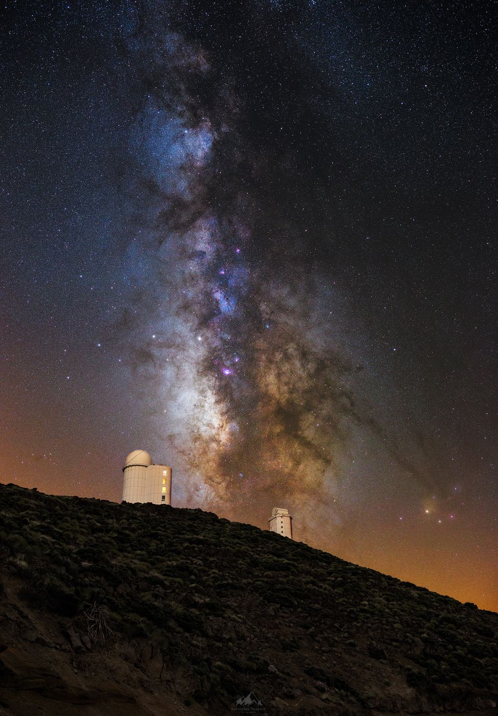 Observatory View, Spain
