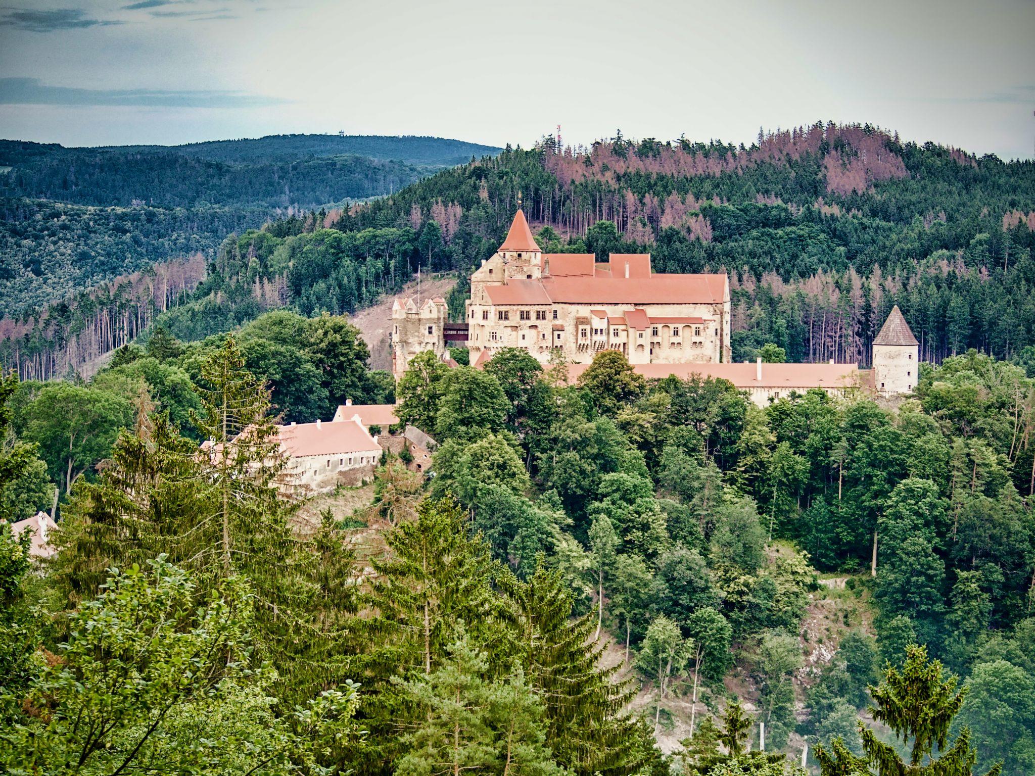 Pernštejn castle, Czech Republic