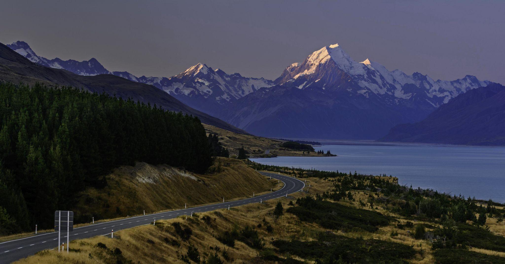 Peter's Lookout 2, New Zealand