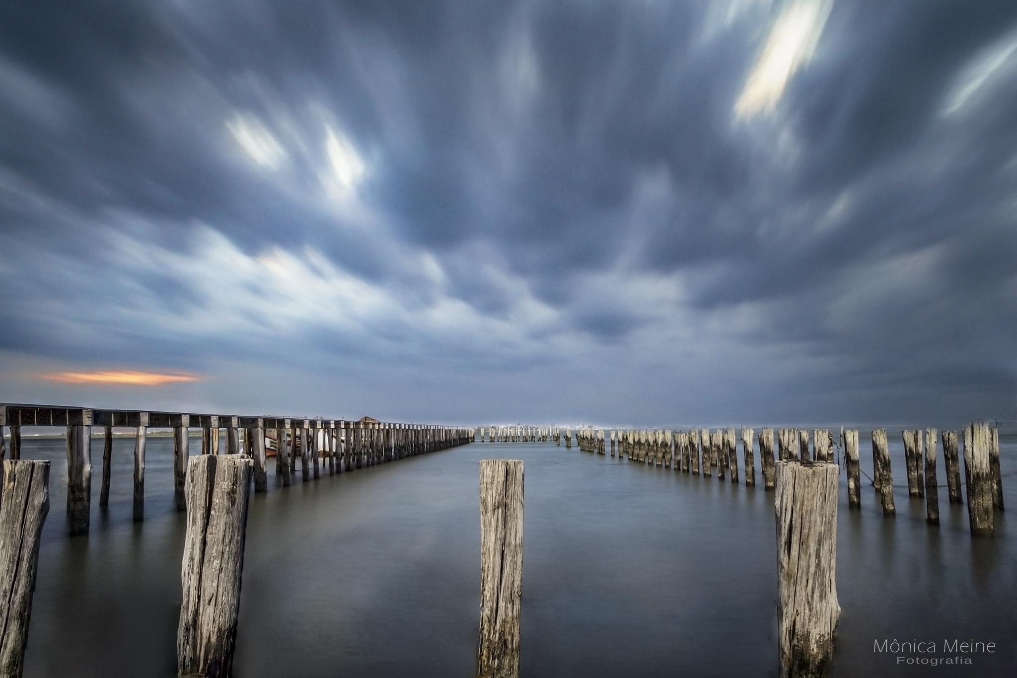 Pier, Brazil