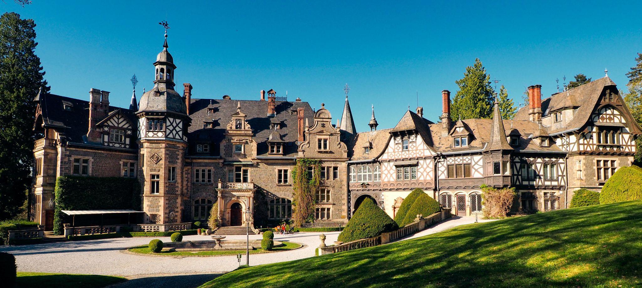 Rauischholzhausen Castle, Germany