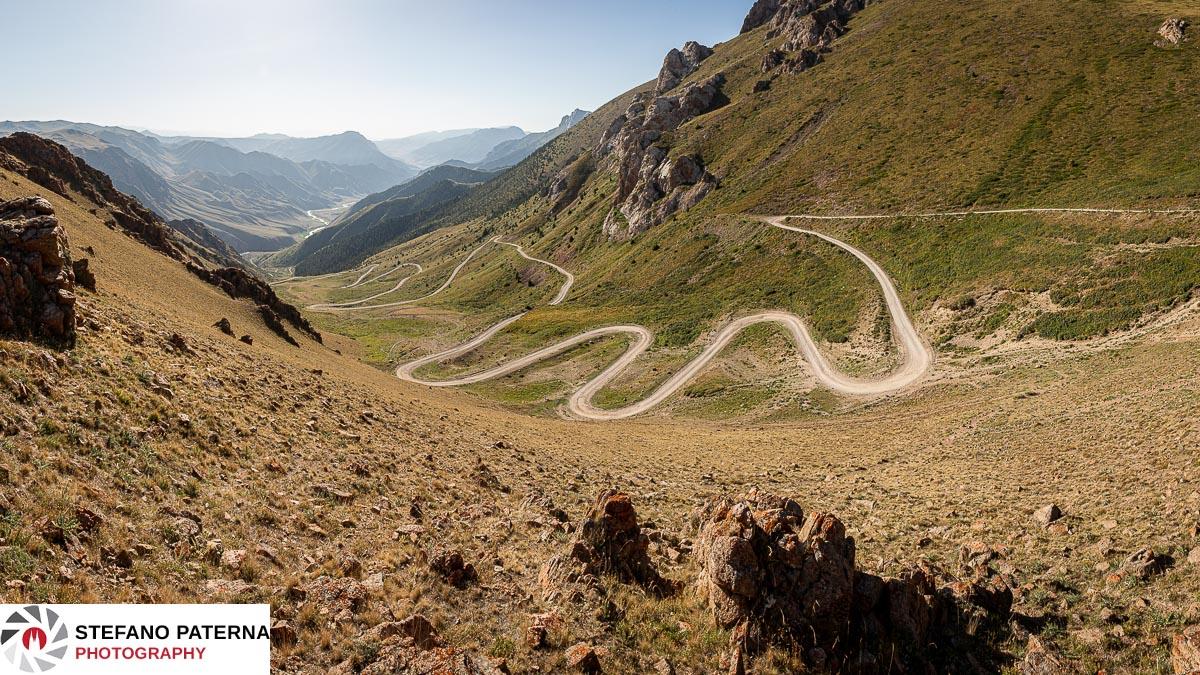 Teskey Torpok Pass, Pereval Teskeytorpo, 33 Parrots Pass, Kyrgyz Republic