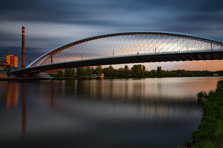 The bridge at Troja, Czech Republic
