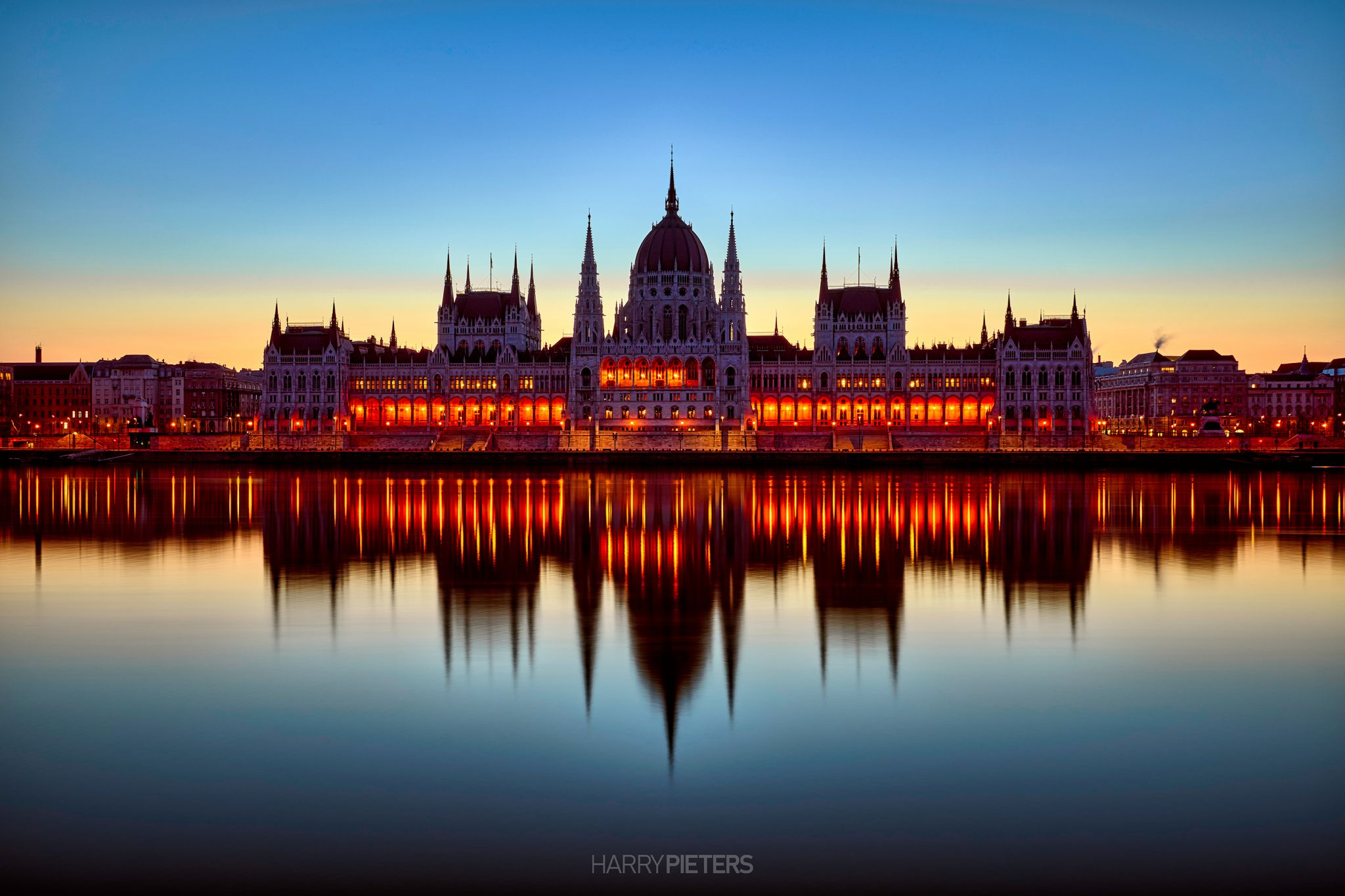 The Parliament Building / Orszaghaz, Hungary