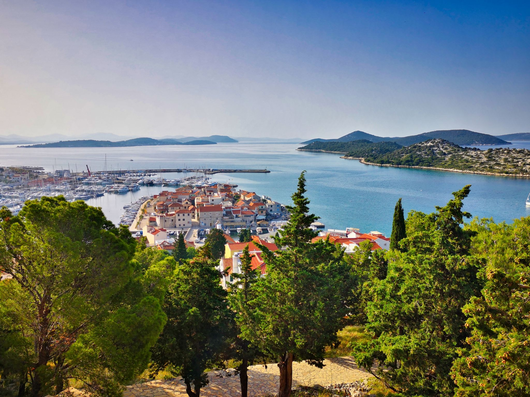 Tribunj Marina, Croatia