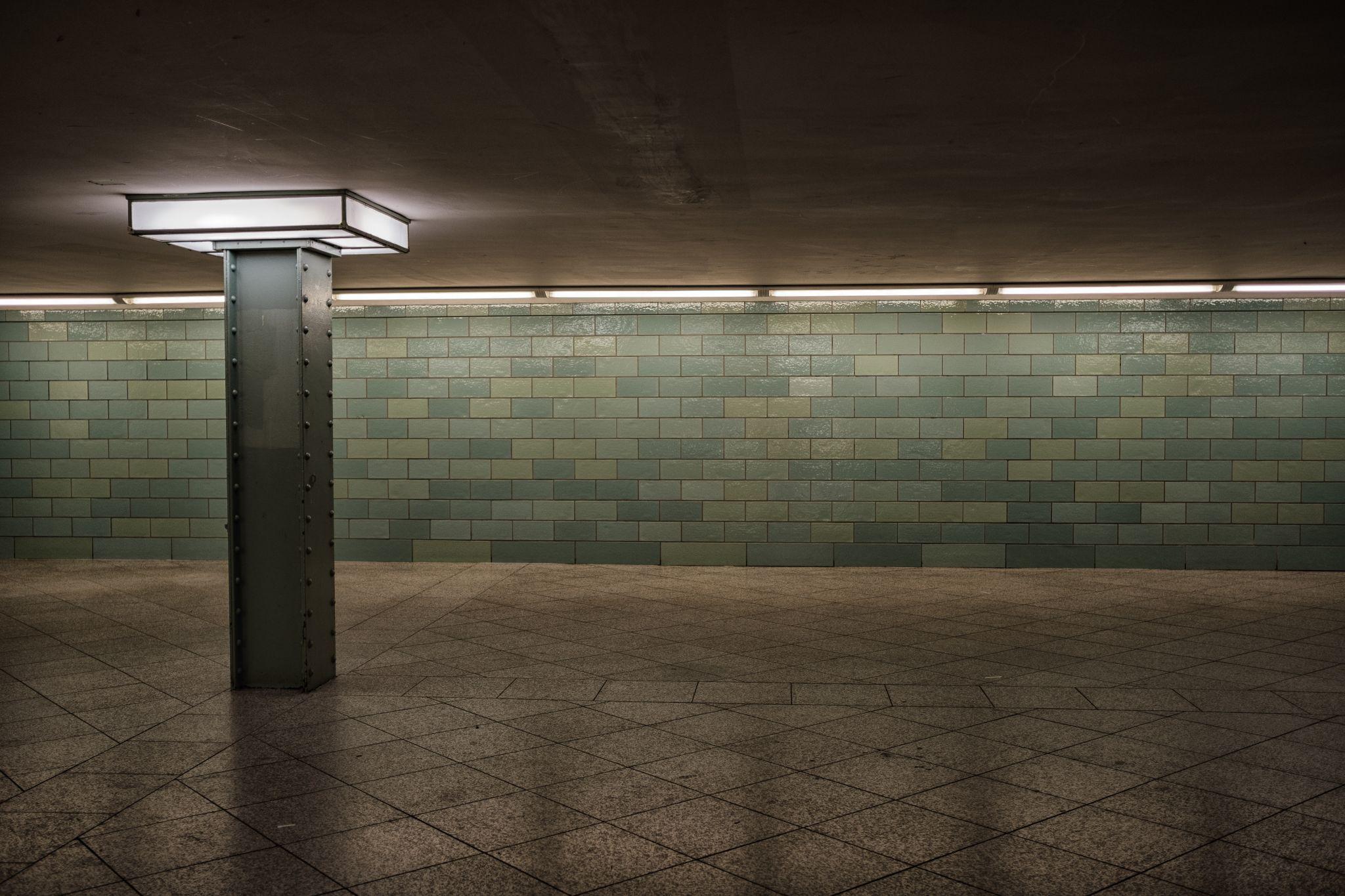 U Bahnhof Berlin Alexanderplatz, Germany