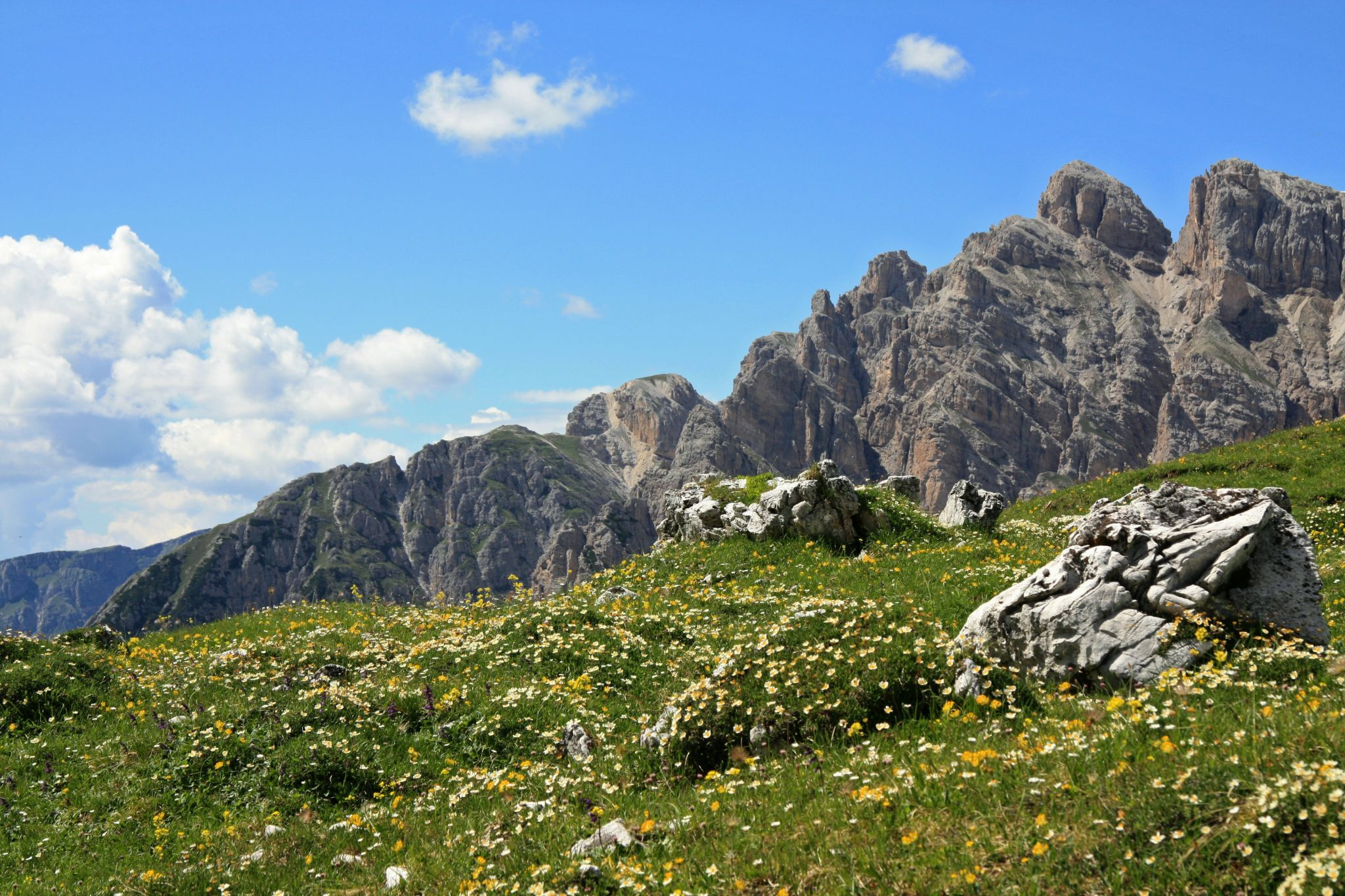 unterhalb der Drei Zinnen, Italy