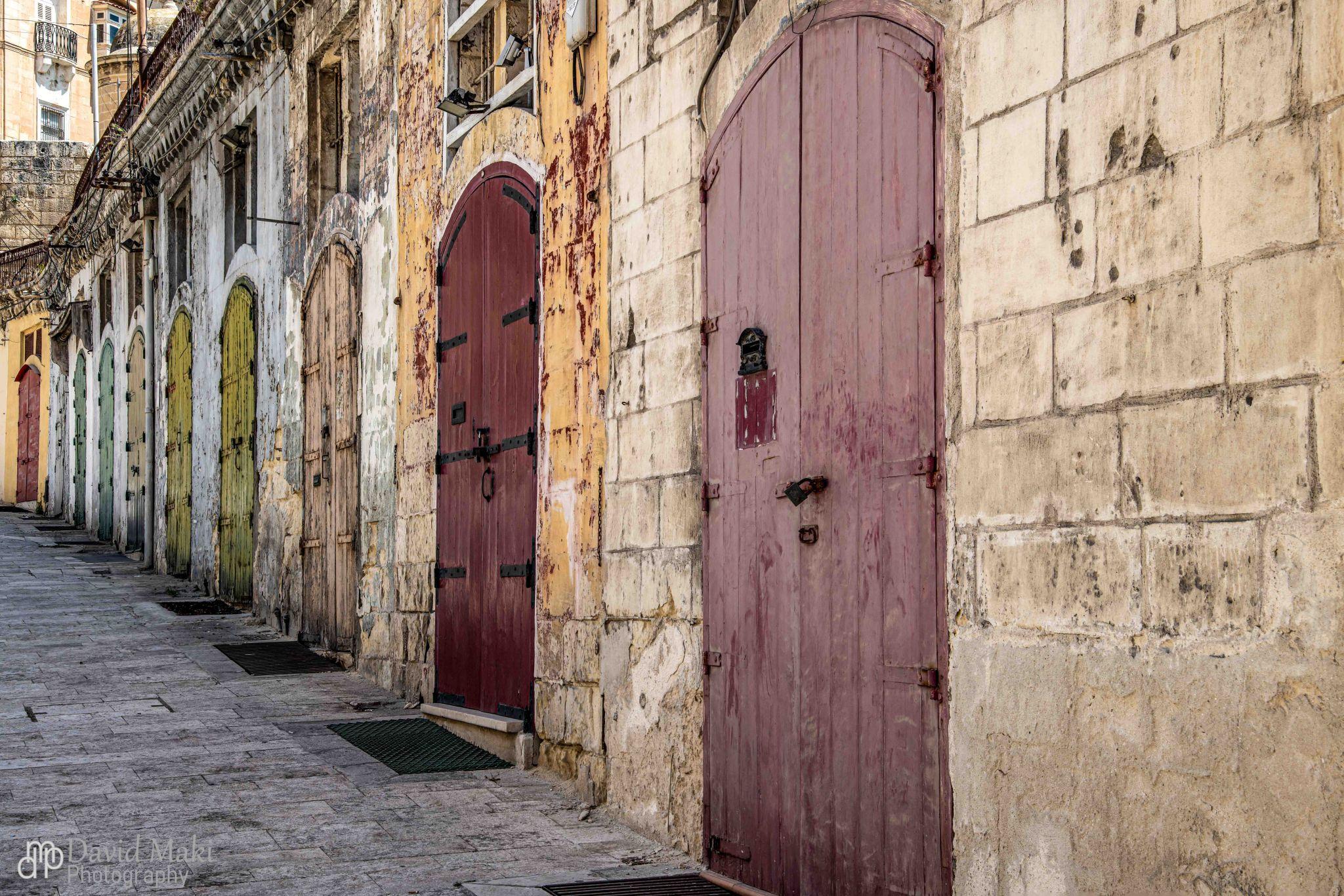 Valleta Docks, Malta