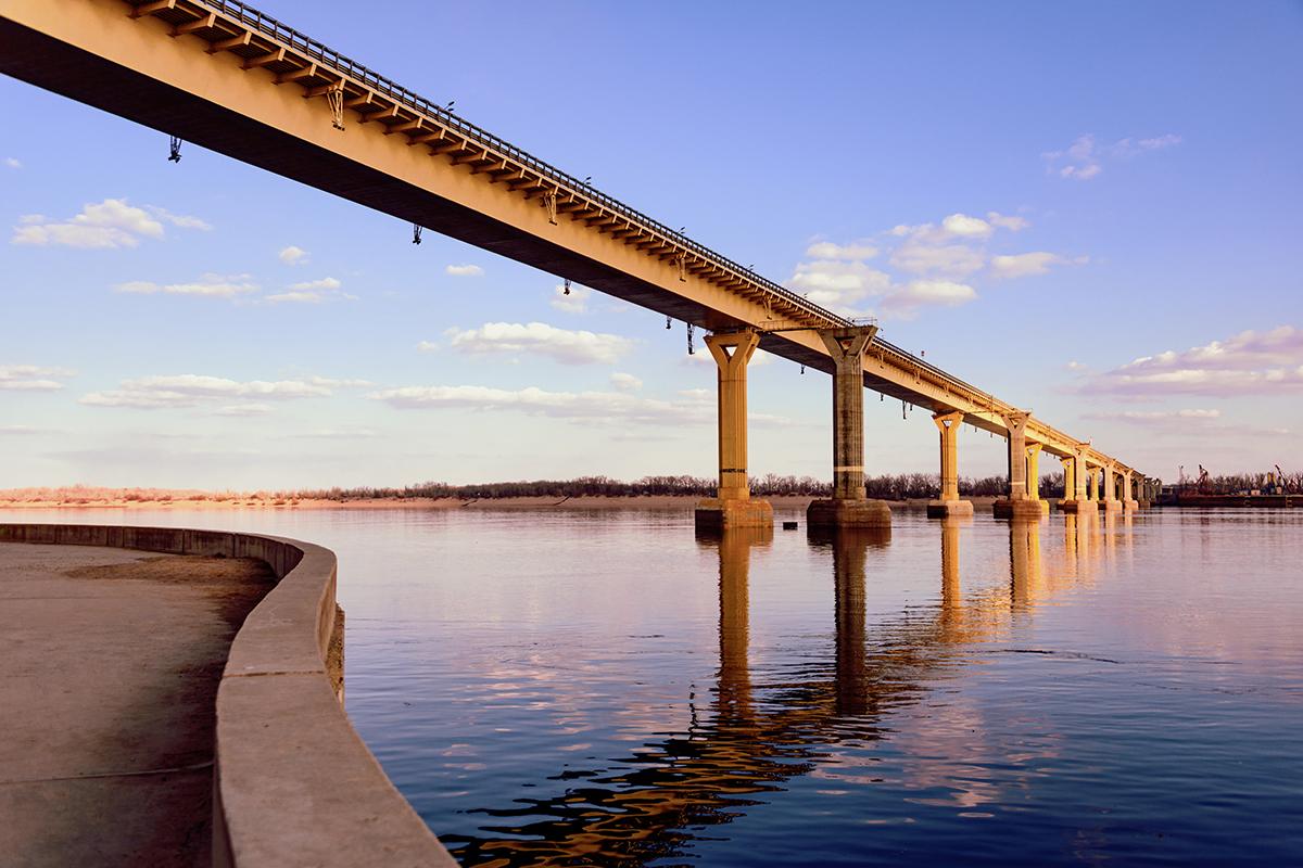 Volgogradskiy Most, Russian Federation