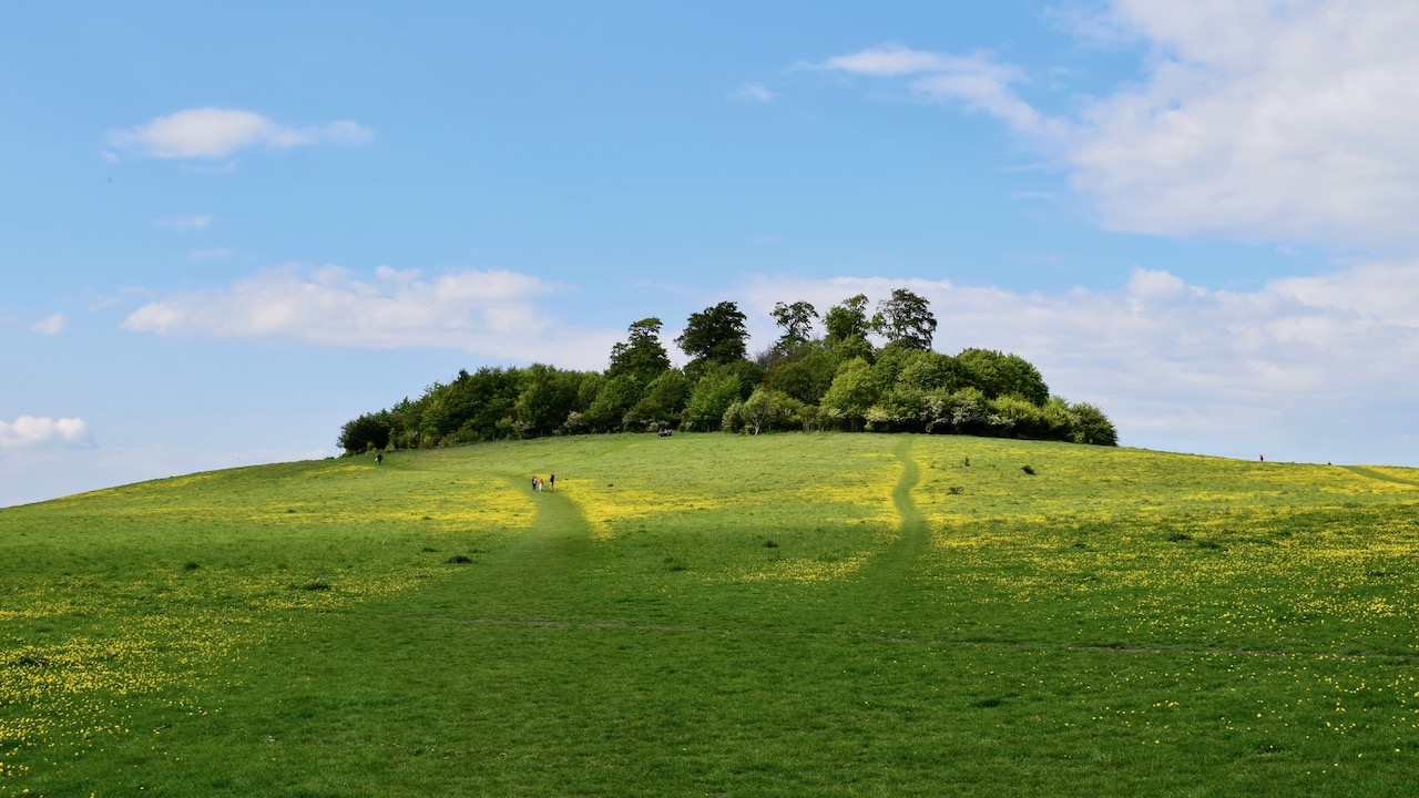 Wittenham Clumps, United Kingdom