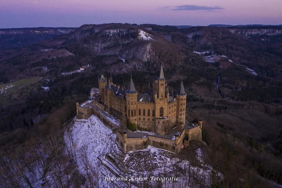 Burg Hohenzollern 2 Great Spots For Photography