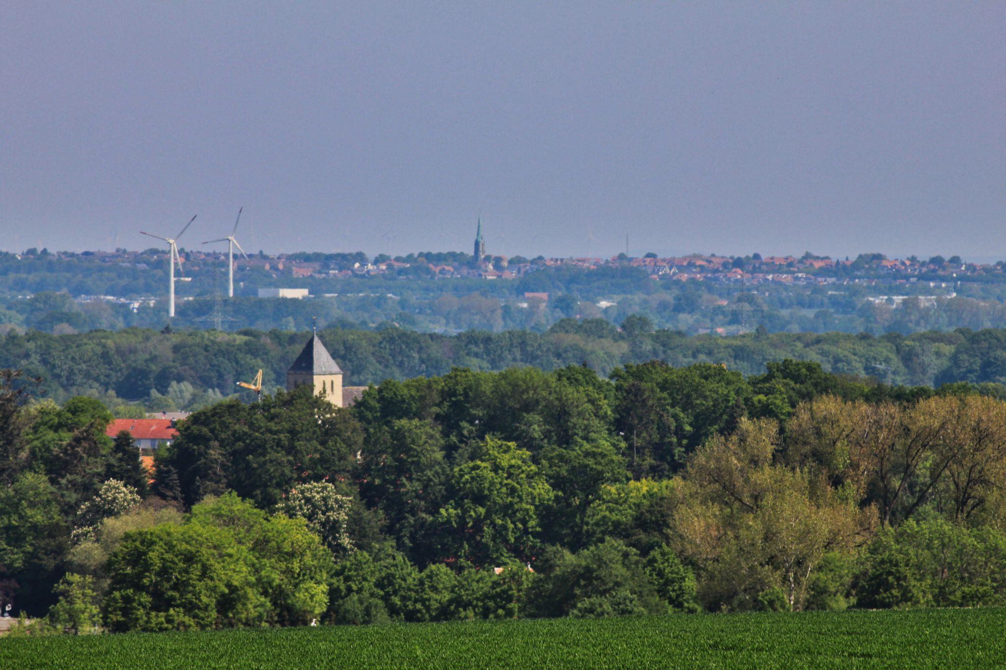 Blick auf Havixbeck, Germany