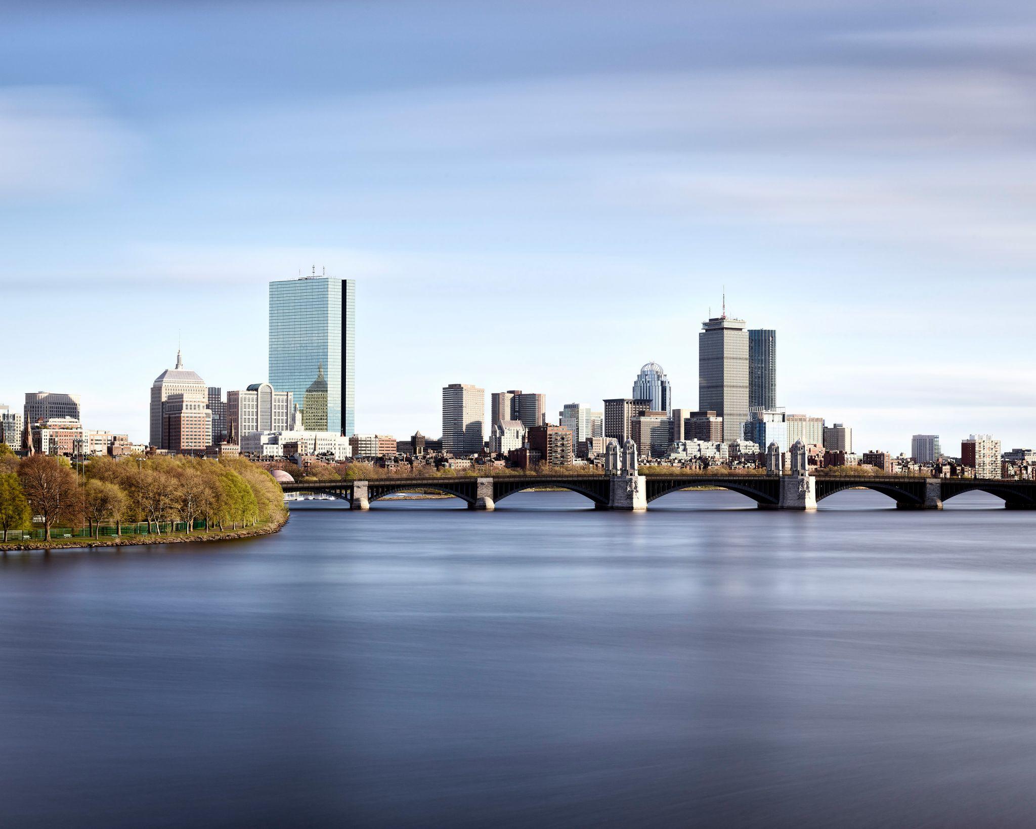 Boston Back Bay, USA