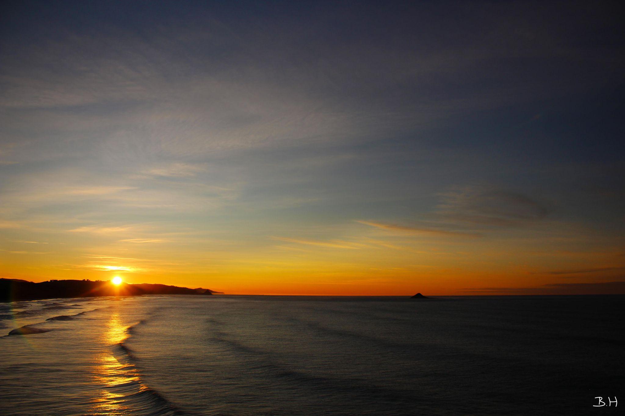 Brighton Beach, New Zealand