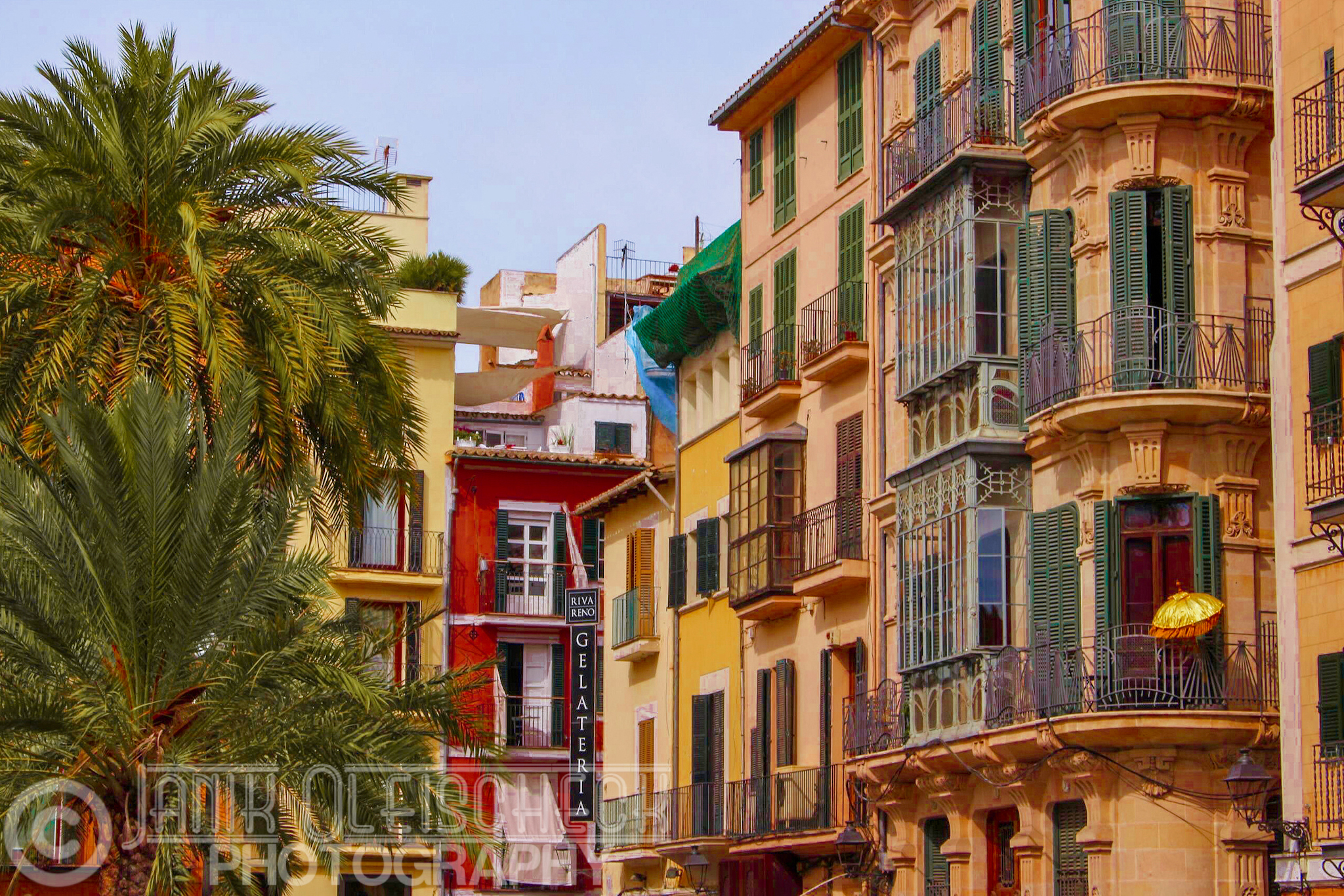 Casas de Mallorca, Spain