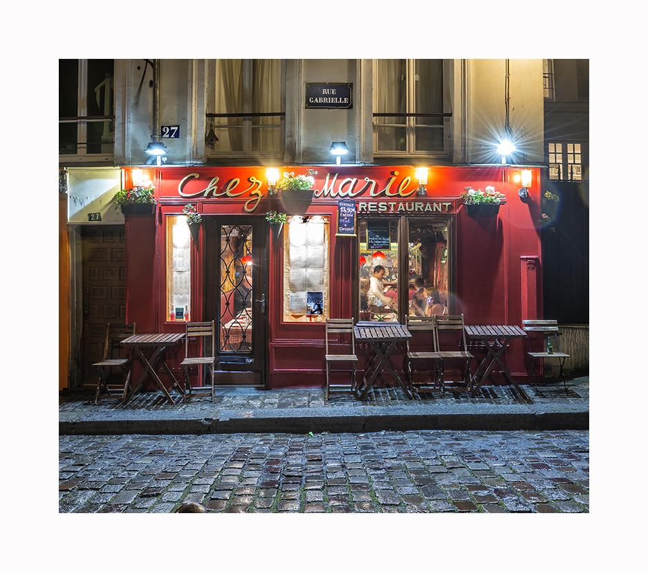 Chez Marie, Montmartre, France